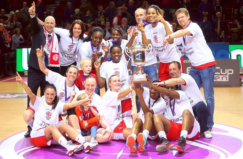 Basket - Euroligue - Villeneuve d'Ascq met fin � la disette fran�aise