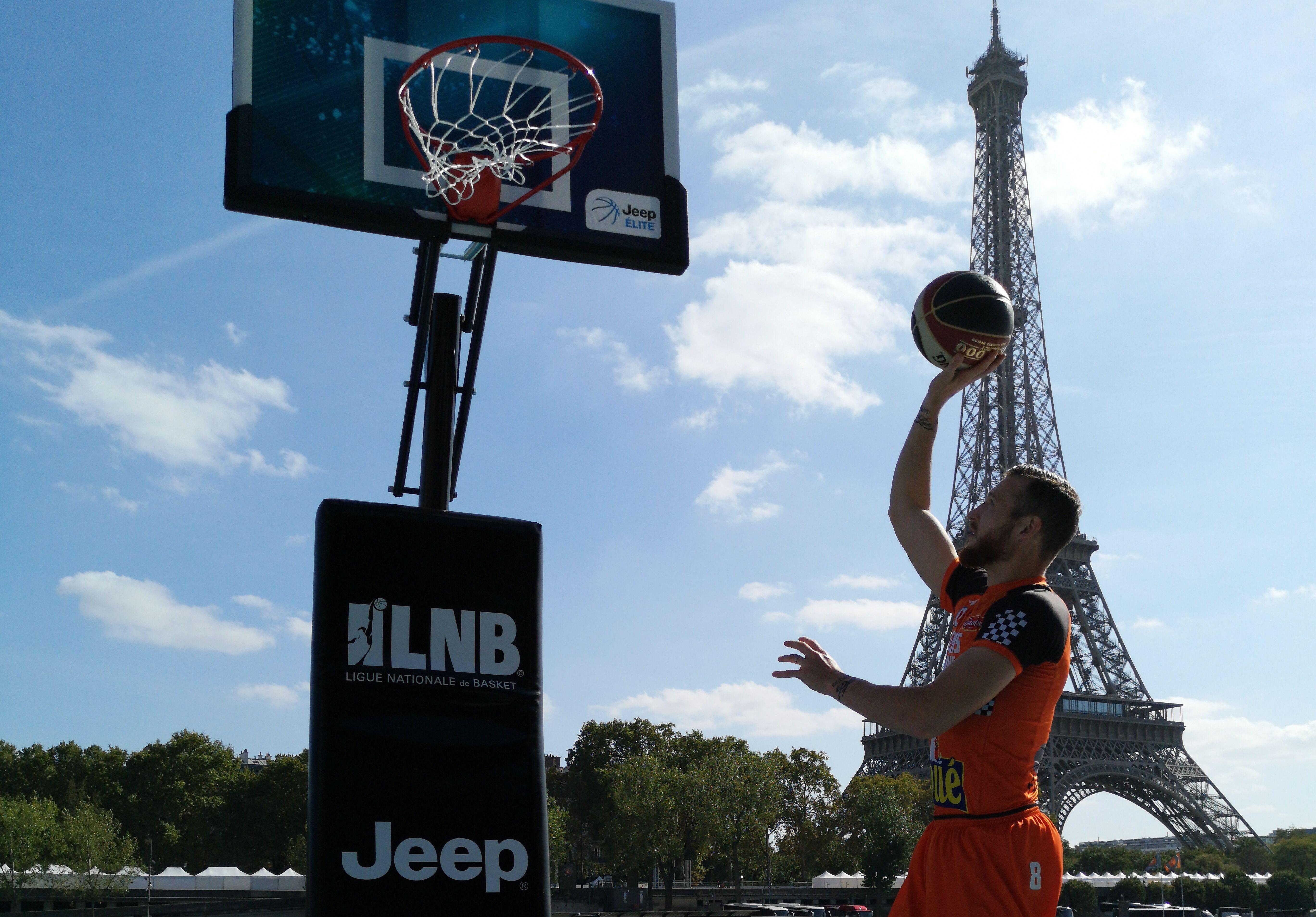 Basket - Jeep ELITE - Eito : «Toujours trois grosses équipes au-dessus de nous»