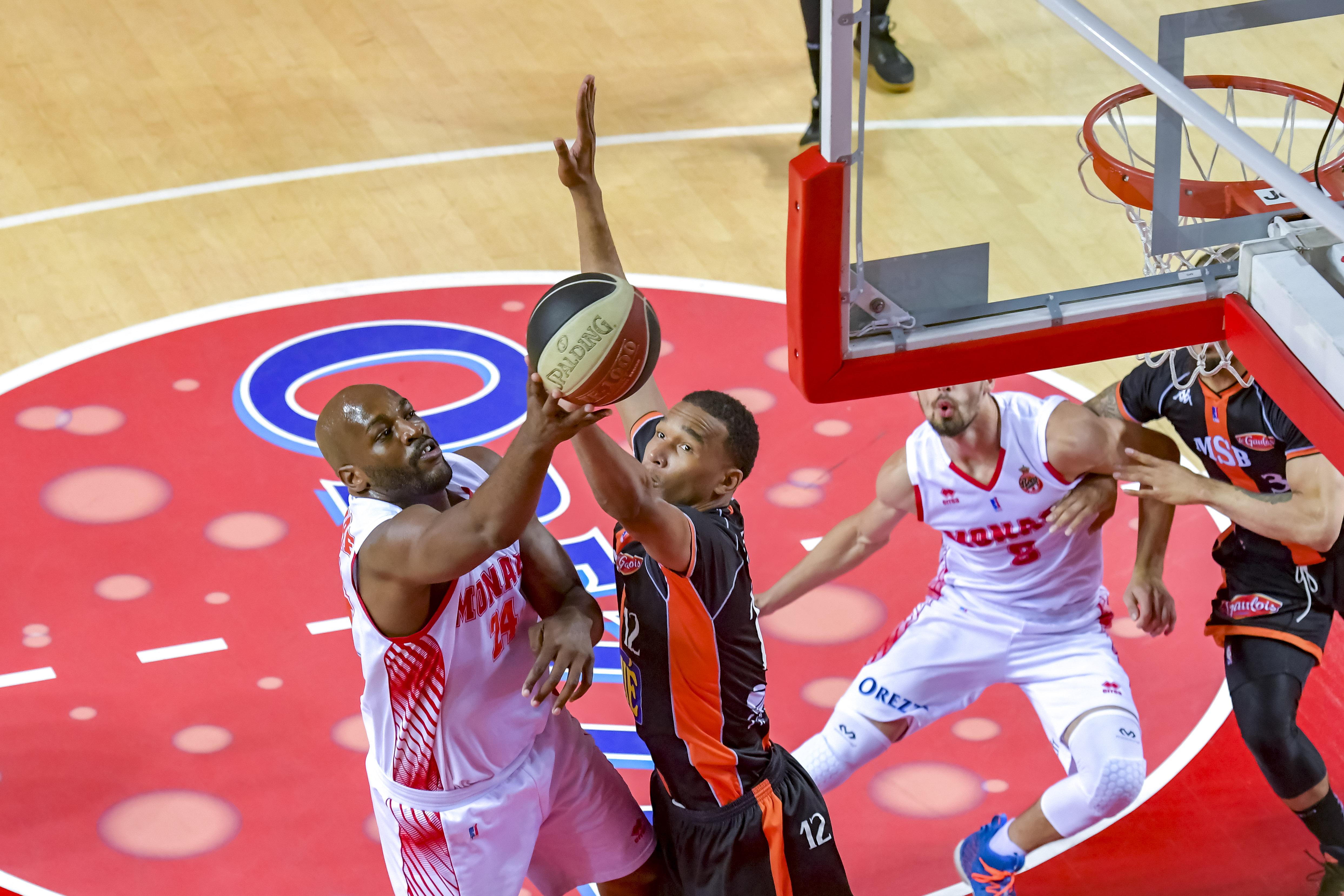 Basket - Jeep ELITE - Le Mans s'offre le titre en s'imposant à Monaco