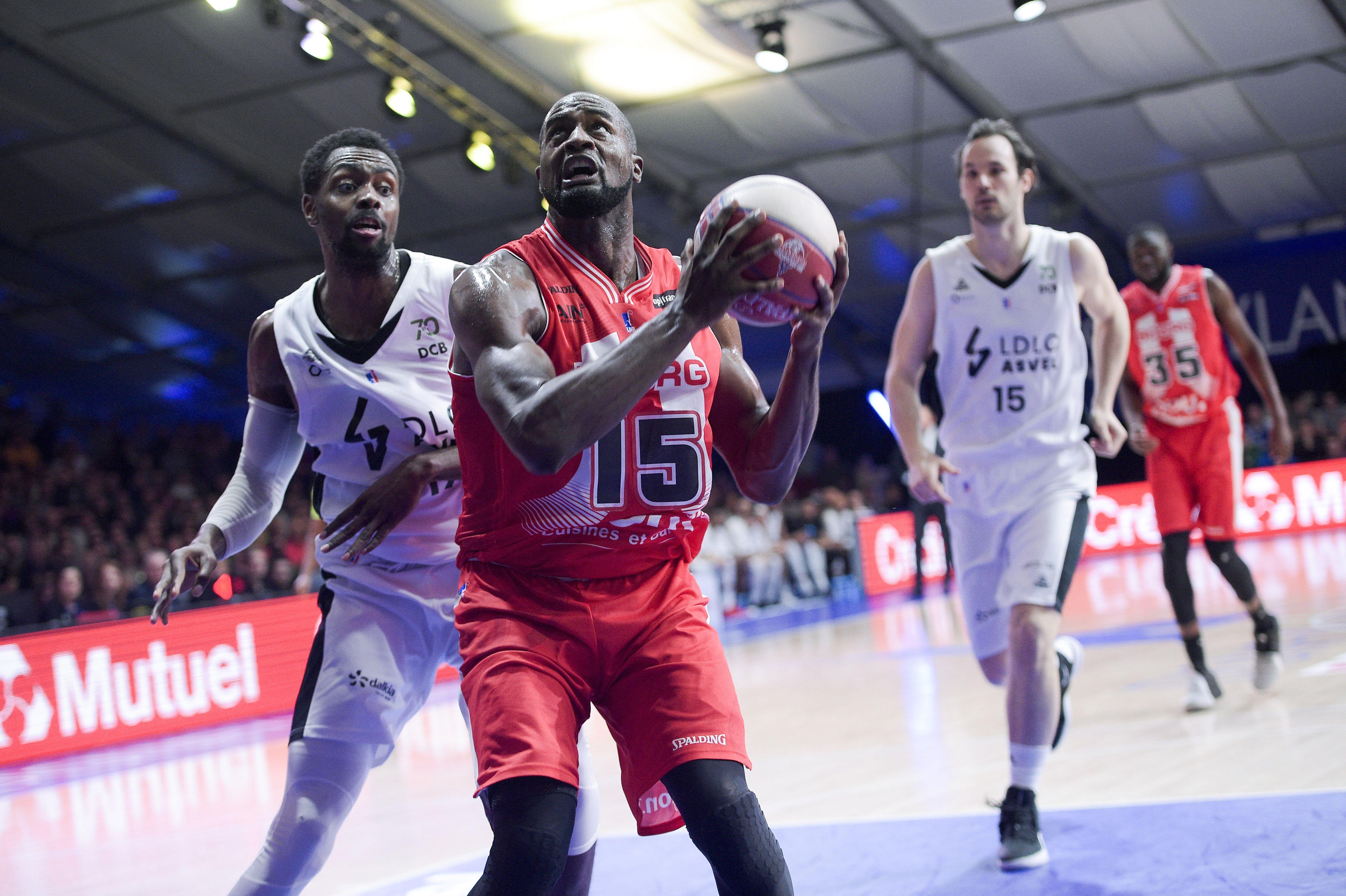 Basket - Jeep ELITE - Leaders Cup : Comme Pau, l'ASVEL prend la porte dès les quarts de finale