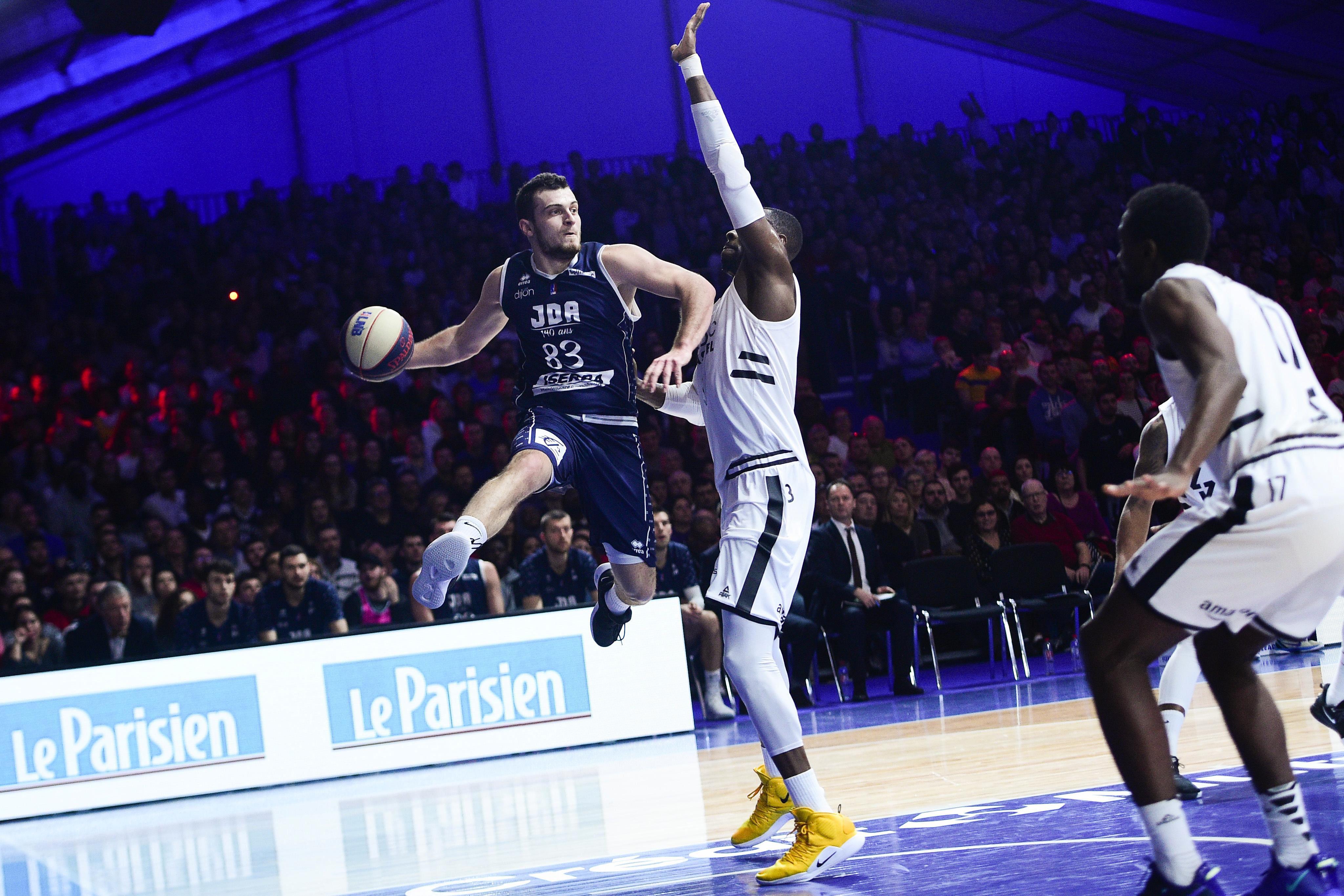 Leaders Cup : envers et contre tout, Dijon sacré chez Mickey