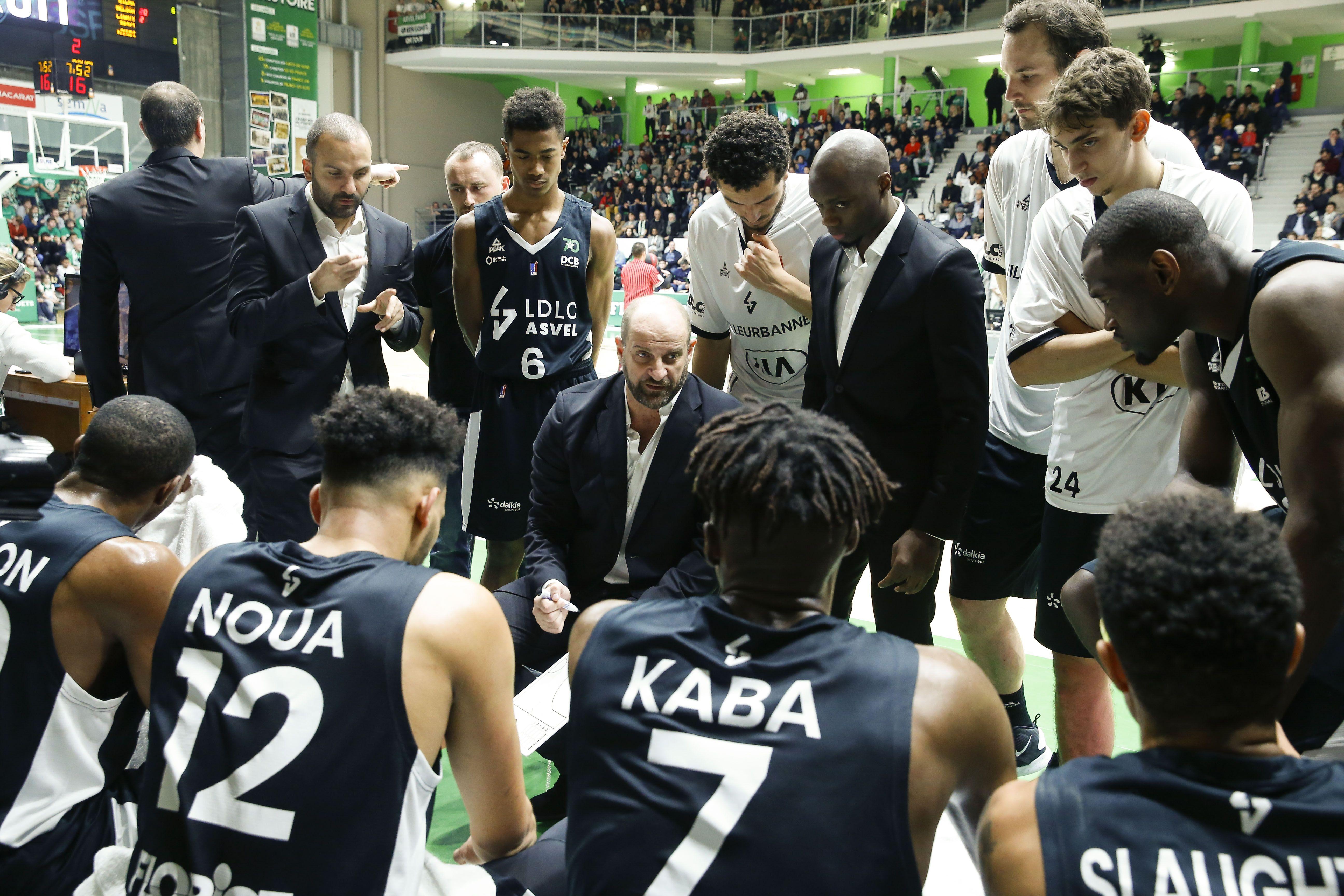 Basket - Jeep ELITE - Leaders Cup : l'ASVEL en pole pour succéder à Monaco
