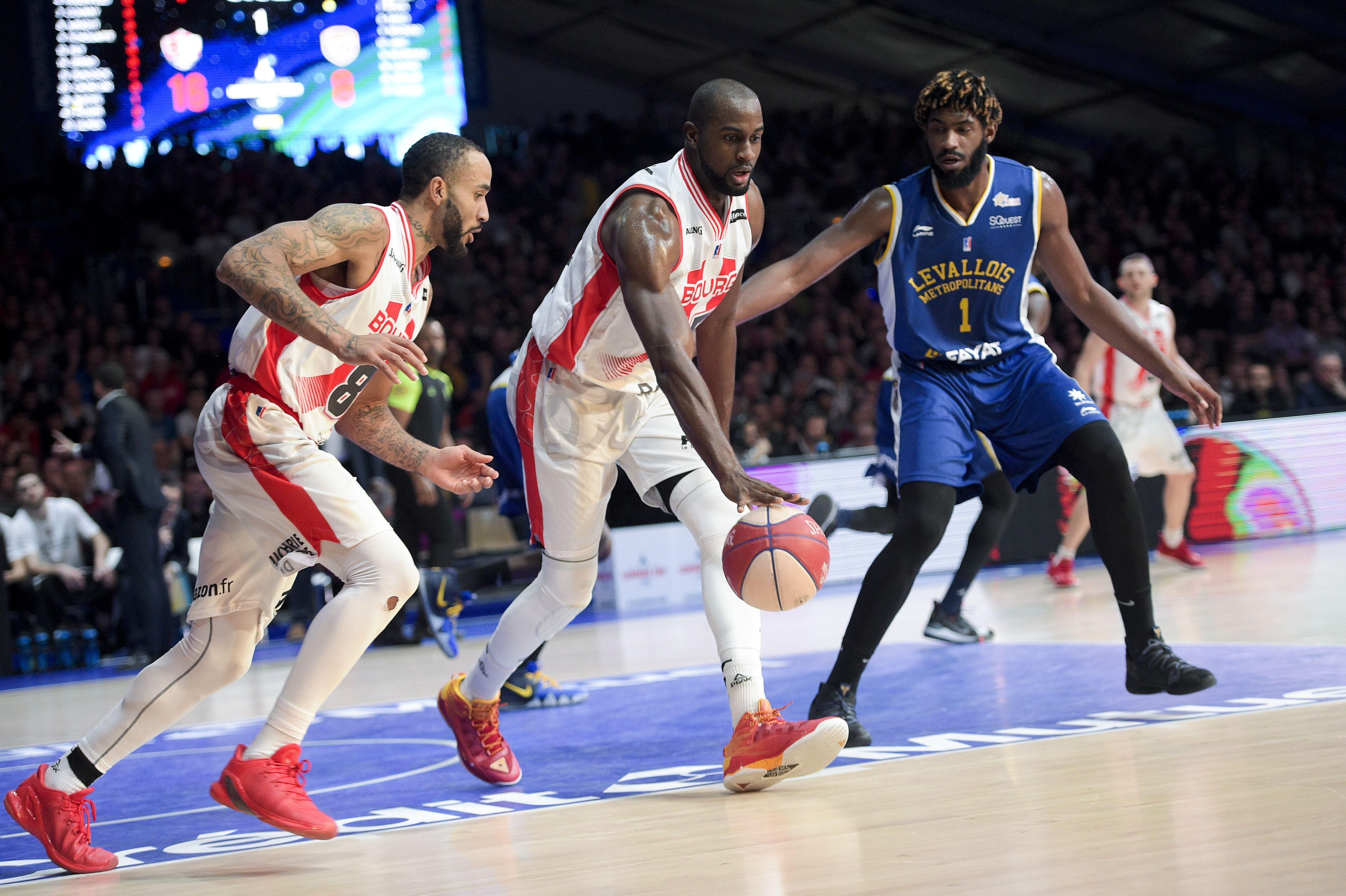 Basket - Jeep ELITE - Leaders Cup : Peacock et la JL Bourg écartent Levallois pour une place en finale