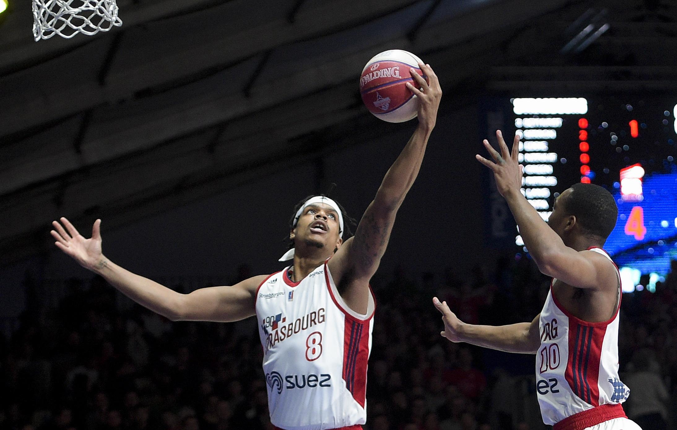 Basket - Jeep ELITE - Leaders Cup : Renversant, Strasbourg domine Bourg en finale