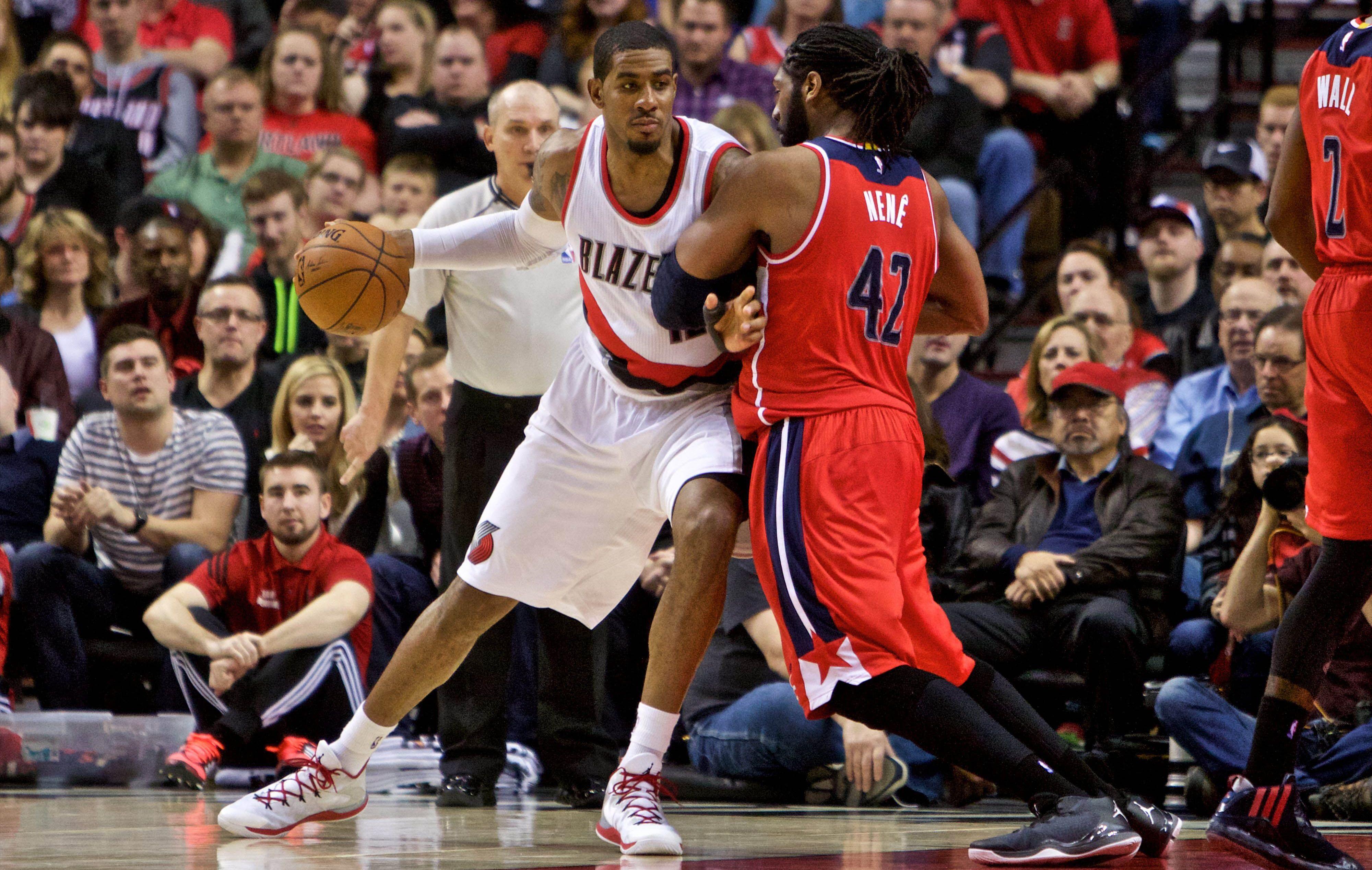 Basket - NBA - Aldridge revient et Portland retrouve le sourire