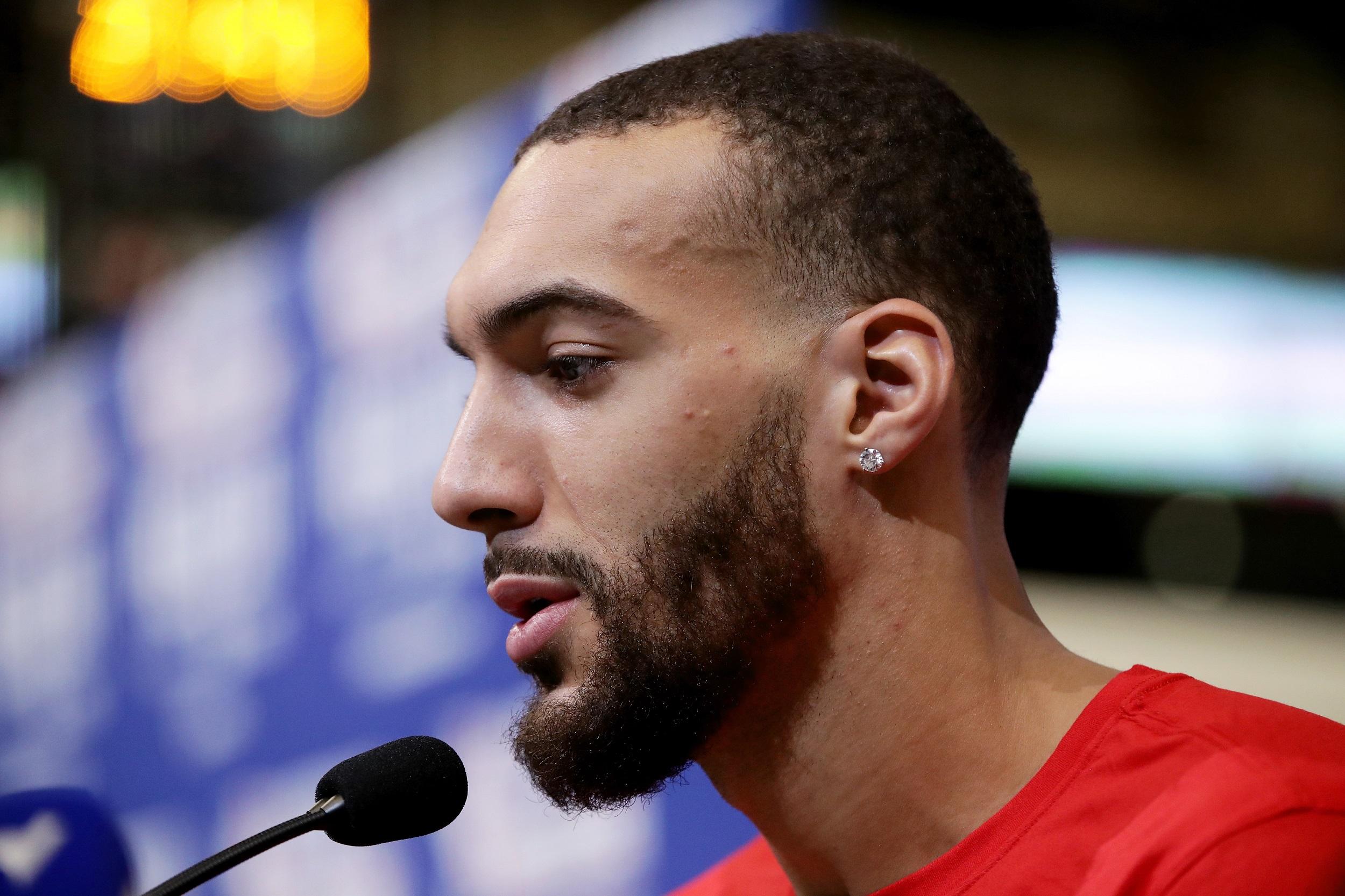 Basket - NBA - All Star Game NBA : Gobert, la tête dans les étoiles