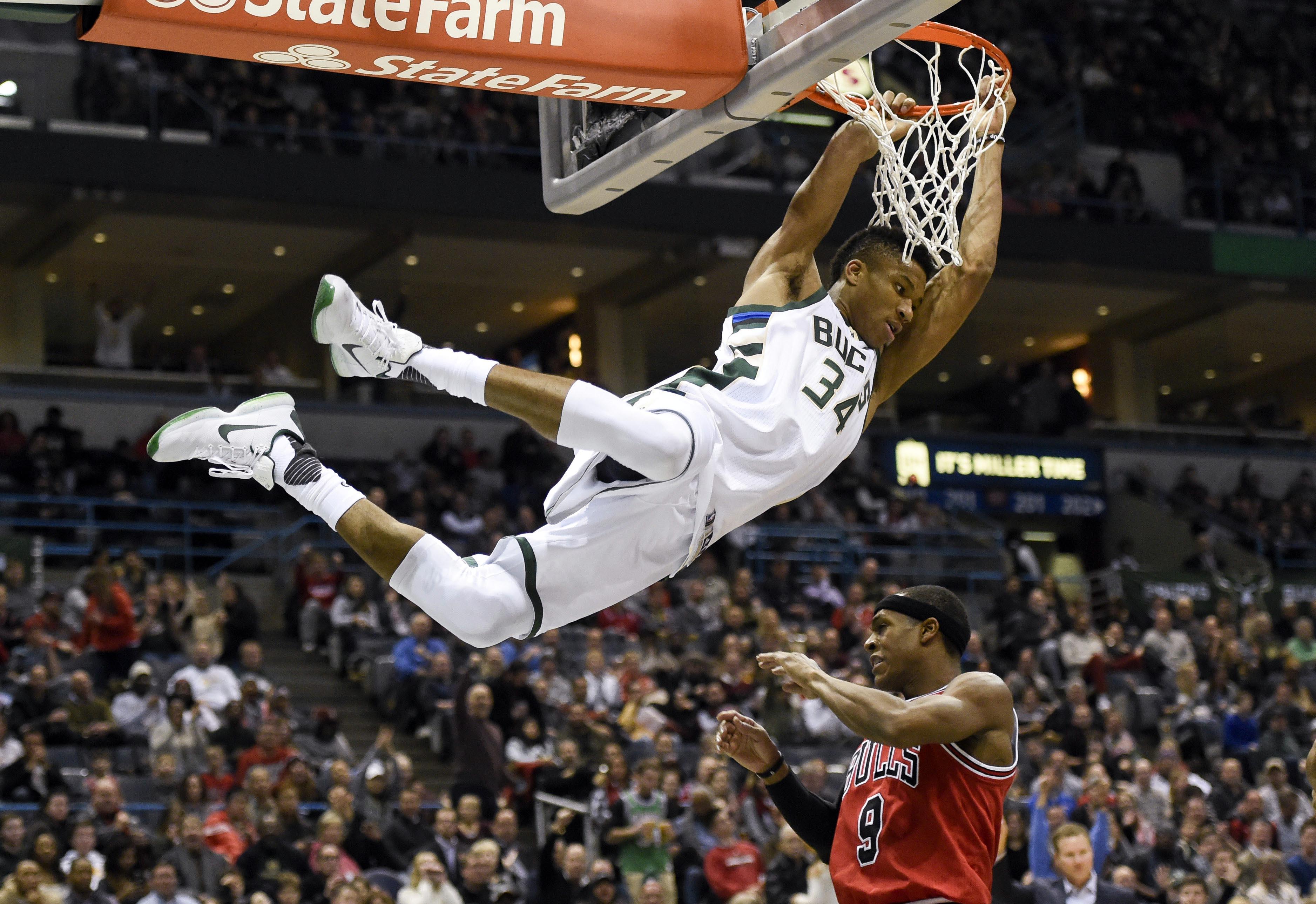 Basket - NBA - Antetokounmpo, la future superstar NBA est déjà All Star