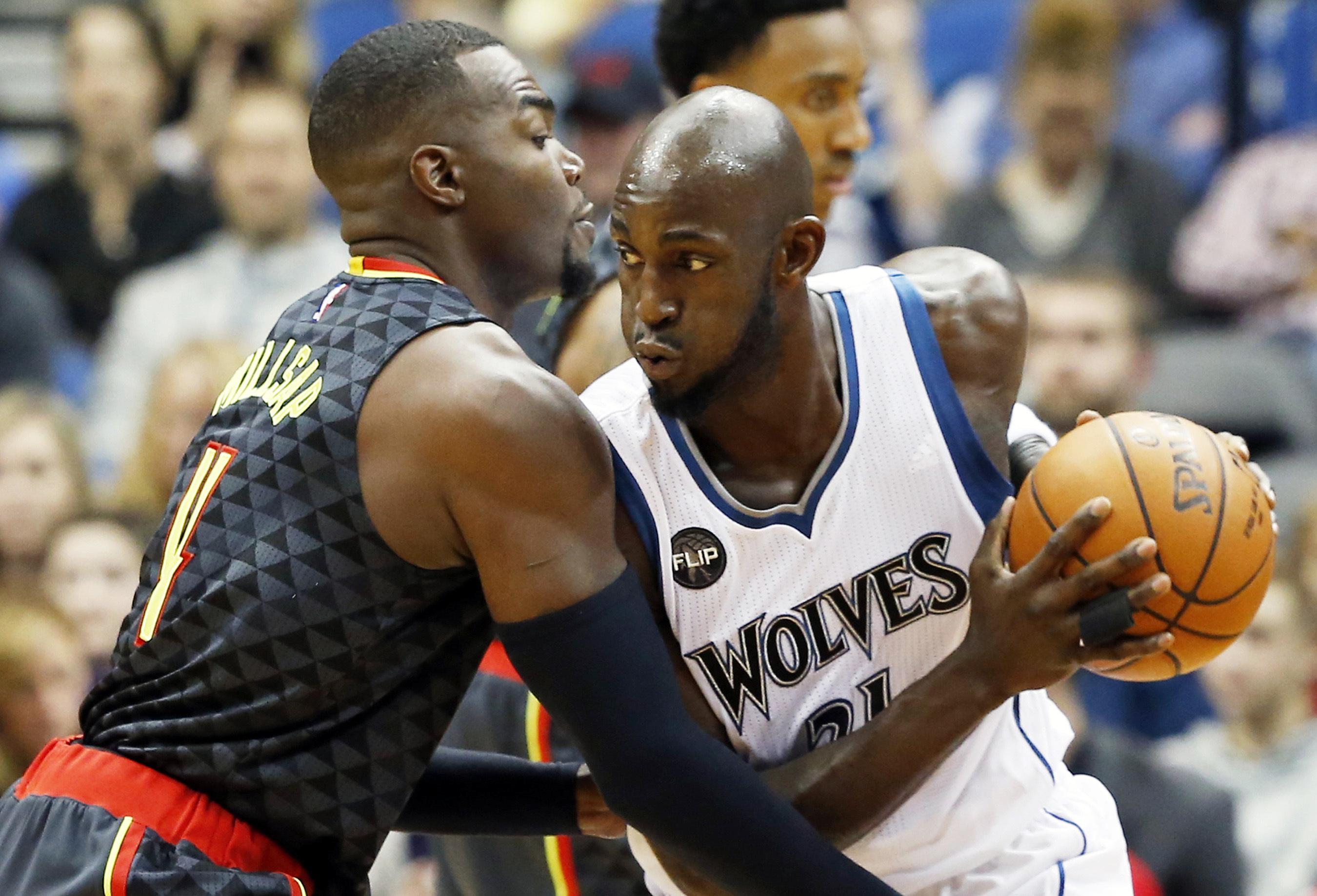 Basket - NBA - Après 21 ans de carrière, Kevin Garnett tire sa révérence