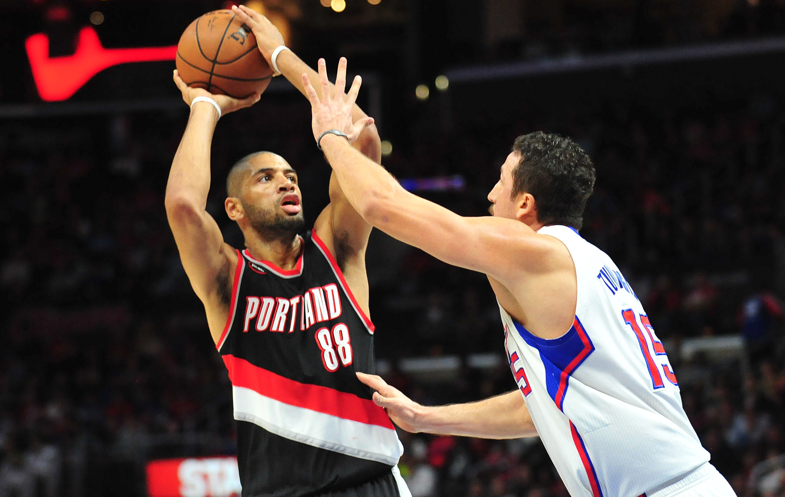 Basket - NBA - Batum omnipr�sent, Westbrook surhumain