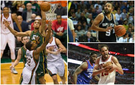 Basket - NBA - Bilan des Fran�ais : Gobert survole les d�bats