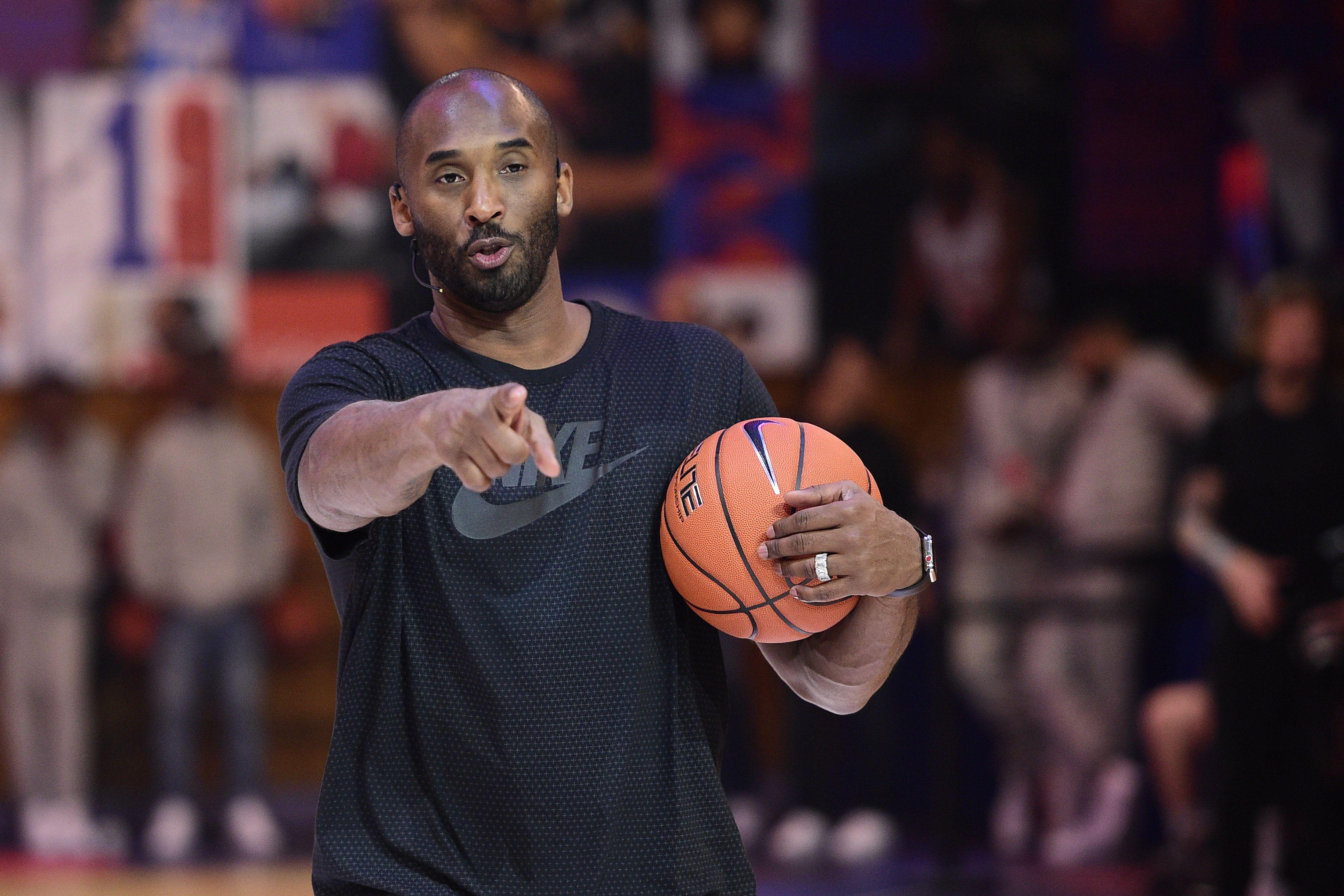 Basket - NBA - Bryant : «Des regrets ? J'en ai plein, mais ça m'a rendu meilleur»