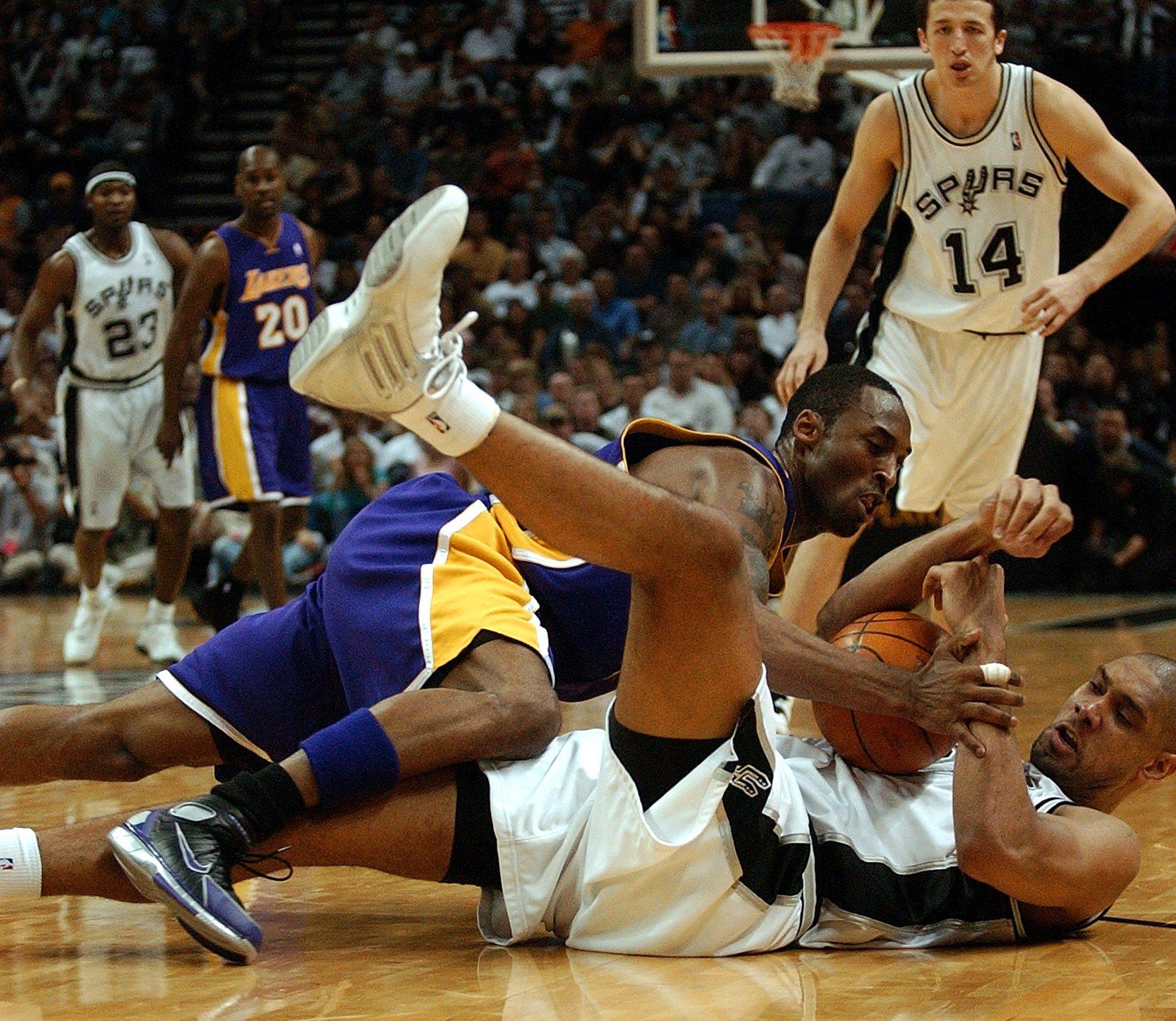 Basket - NBA - Bryant, Duncan, Nowitzki et ces papis qui font de la r�sistance