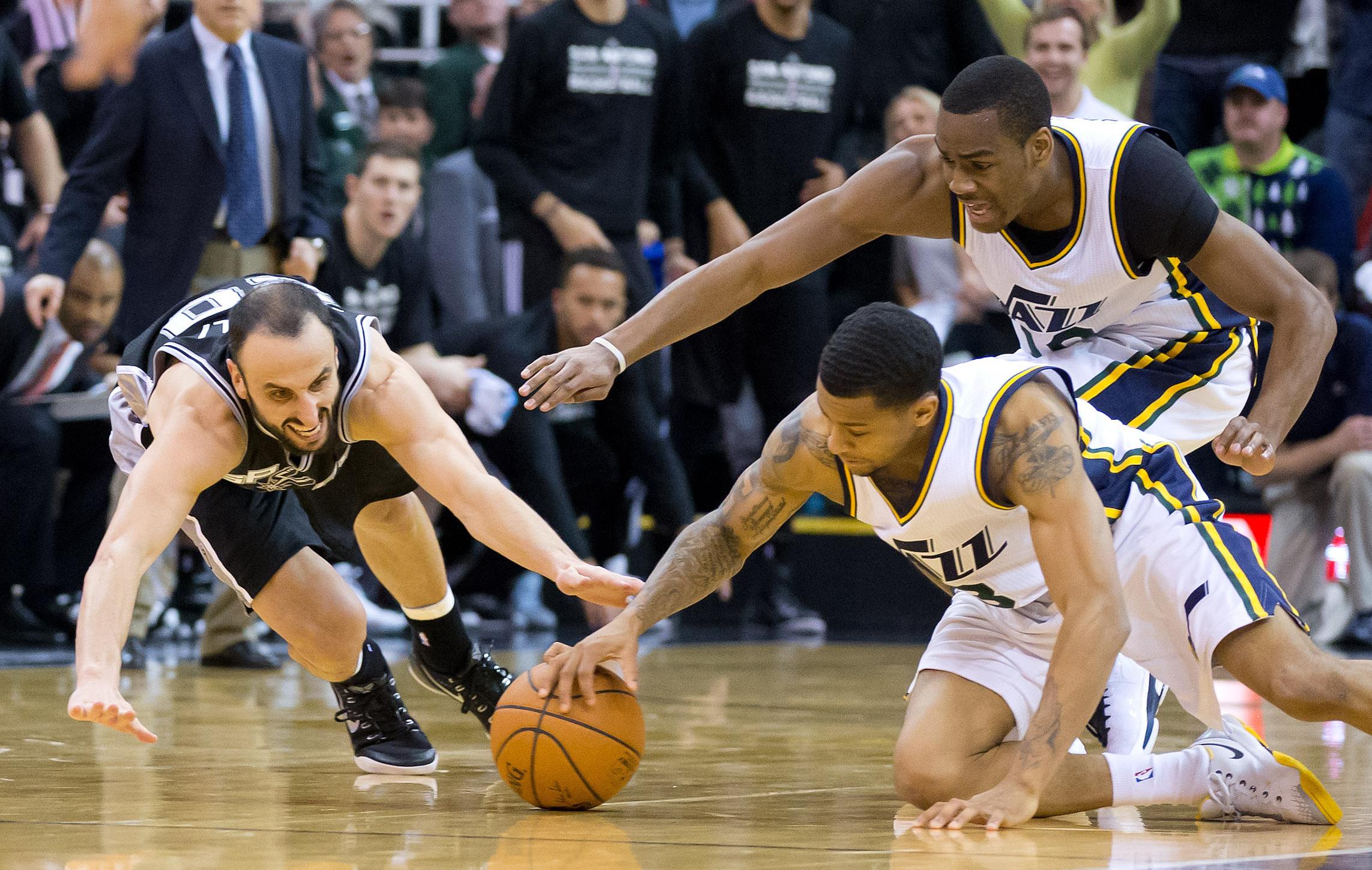 Basket - NBA - �a swingue pour Cleveland, pas pour les Spurs