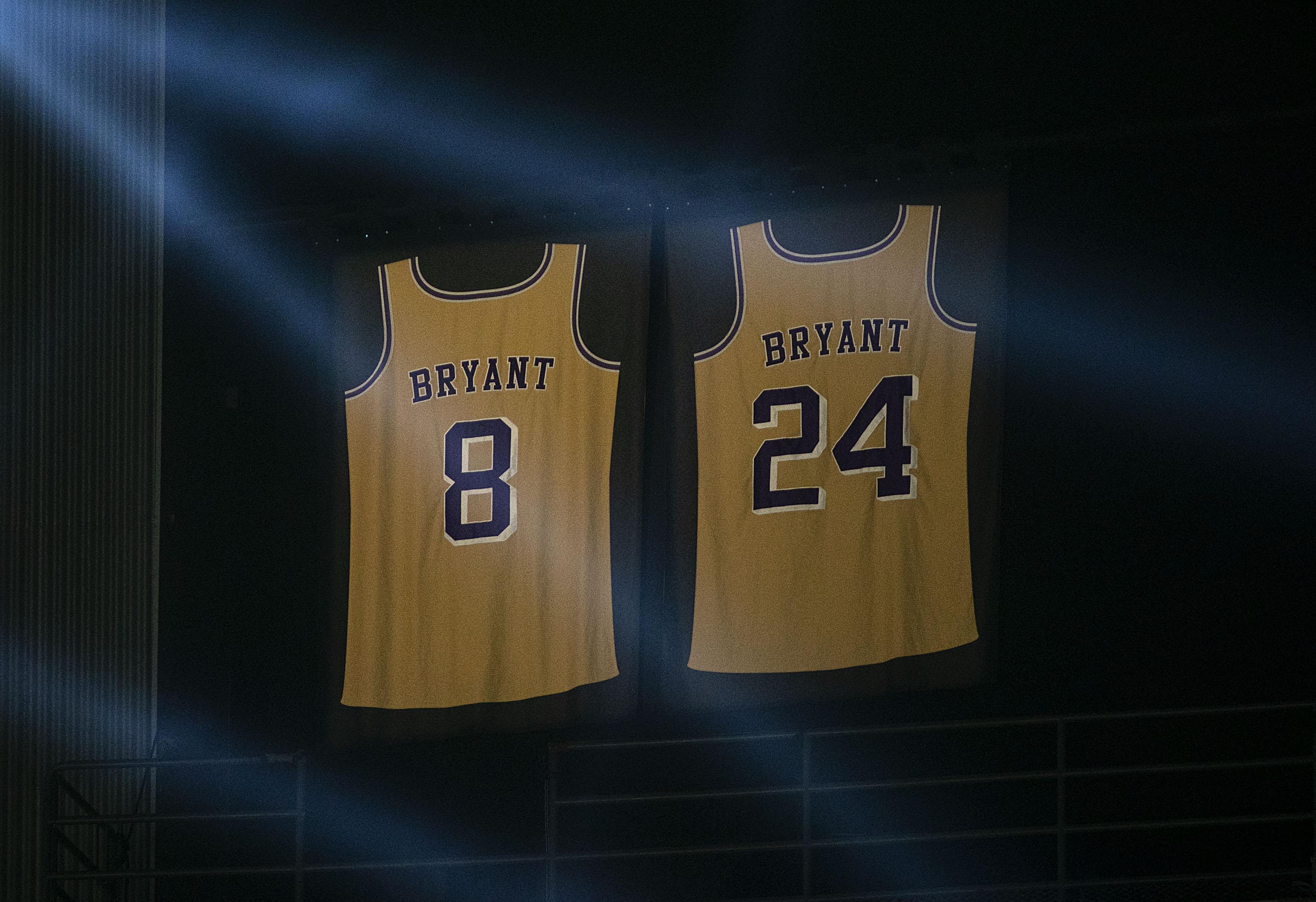 Basket - NBA - Cérémonie en mémoire de Kobe Bryant le 24 février à Los Angeles