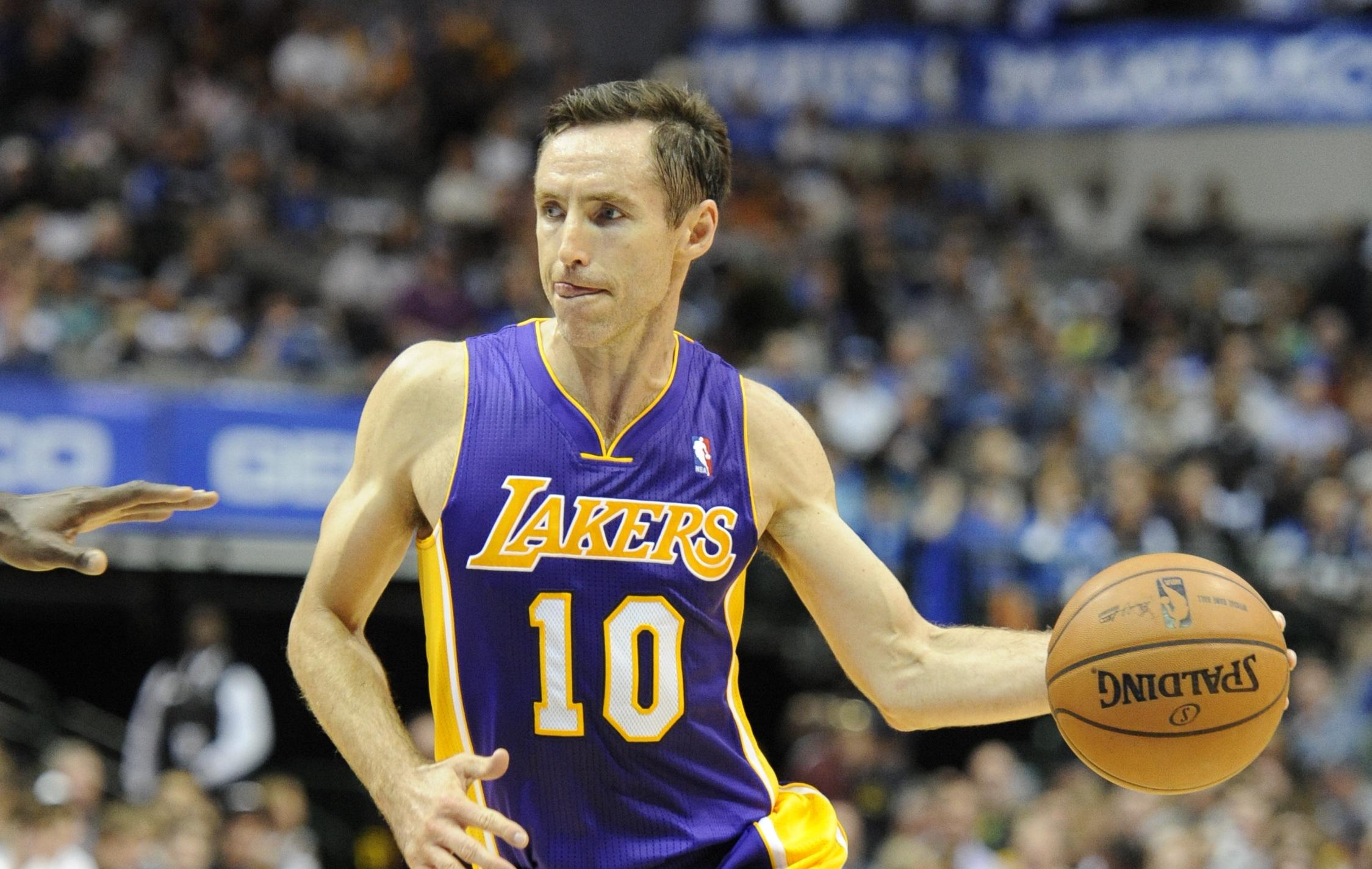 Basket - NBA - Clap de fin pour Steve Nash ?