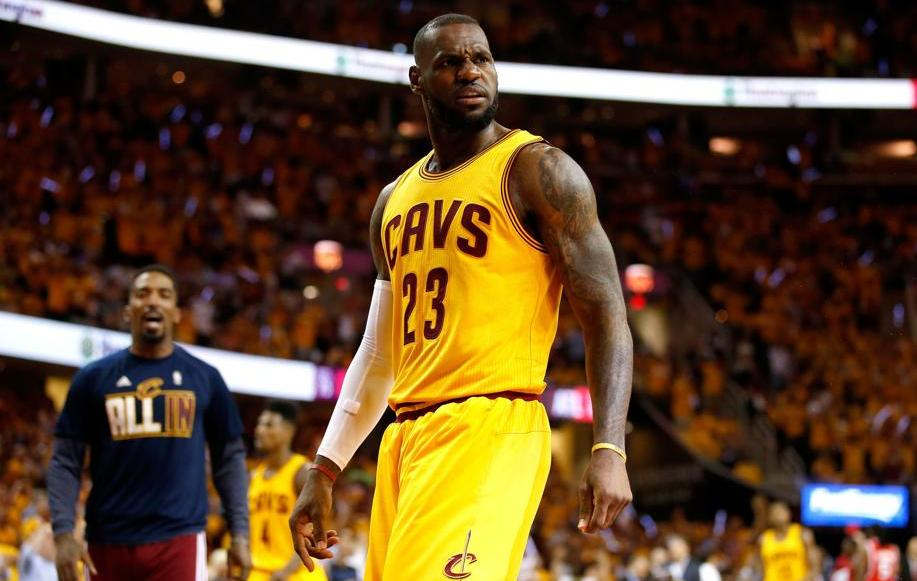 Basket - NBA - Cleveland �crase Atlanta et retrouve les Finales