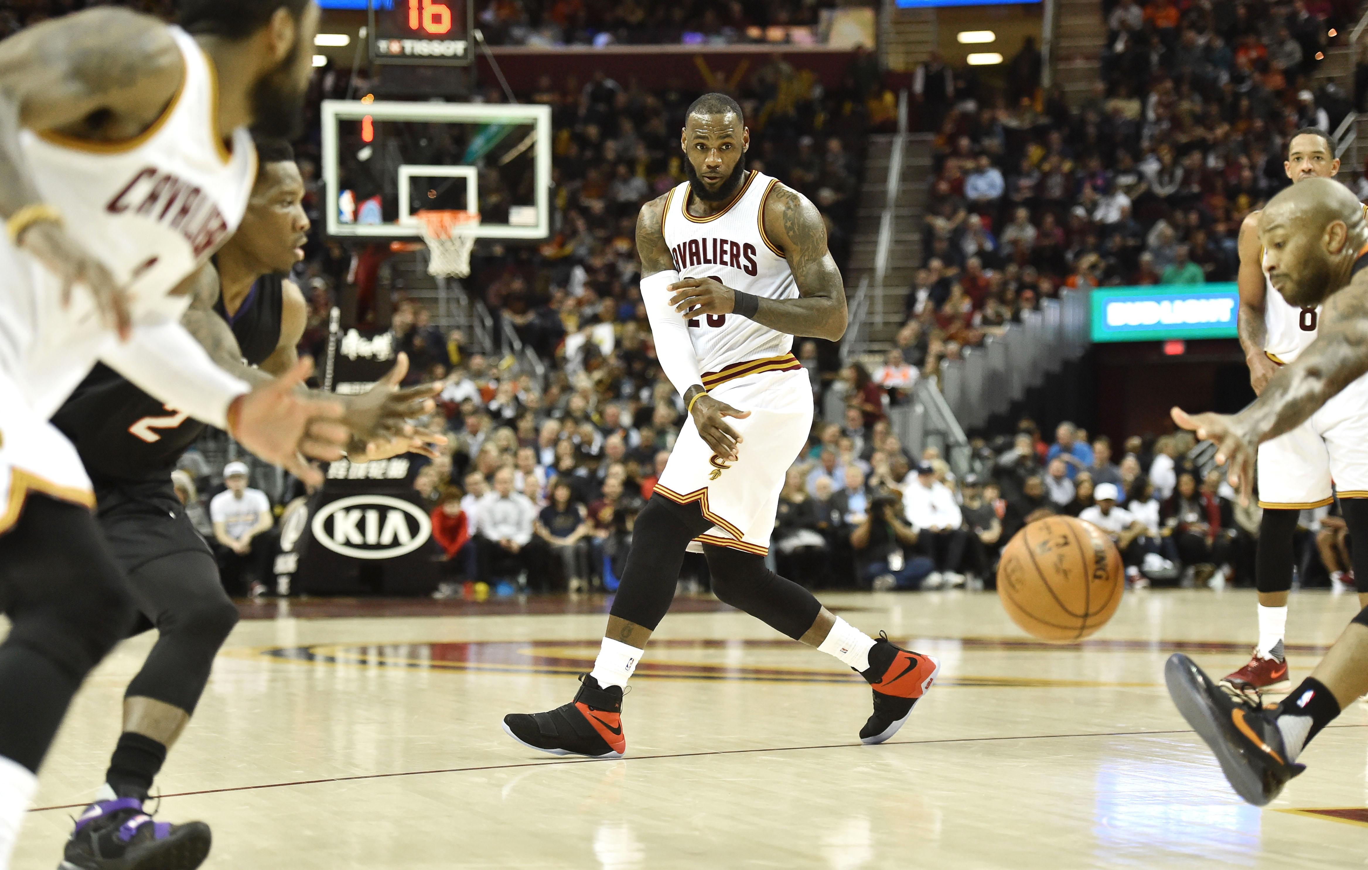 Basket - NBA - Cleveland et ses All Stars assurent