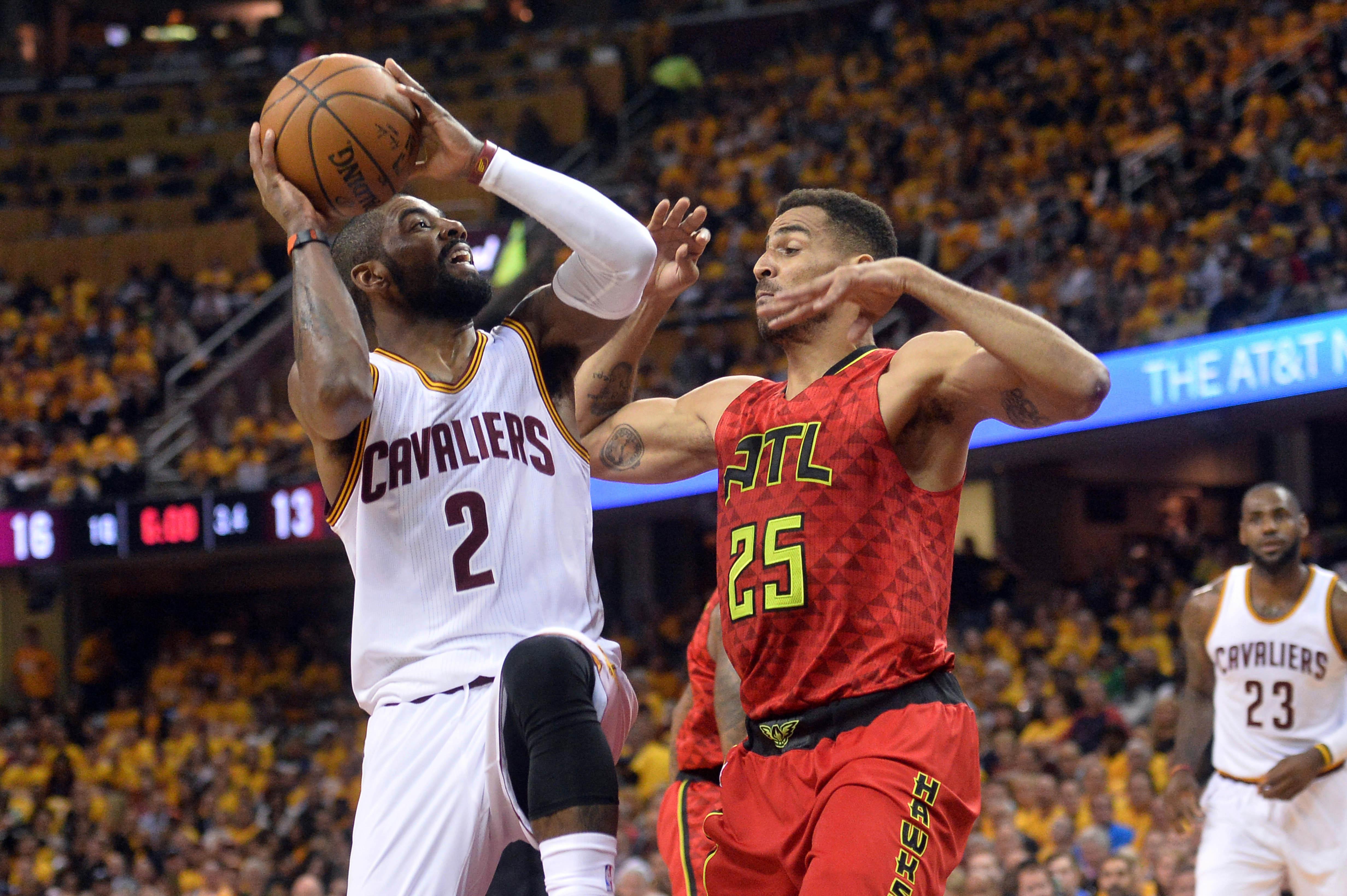 Basket - NBA - Cleveland fait cavalier seul