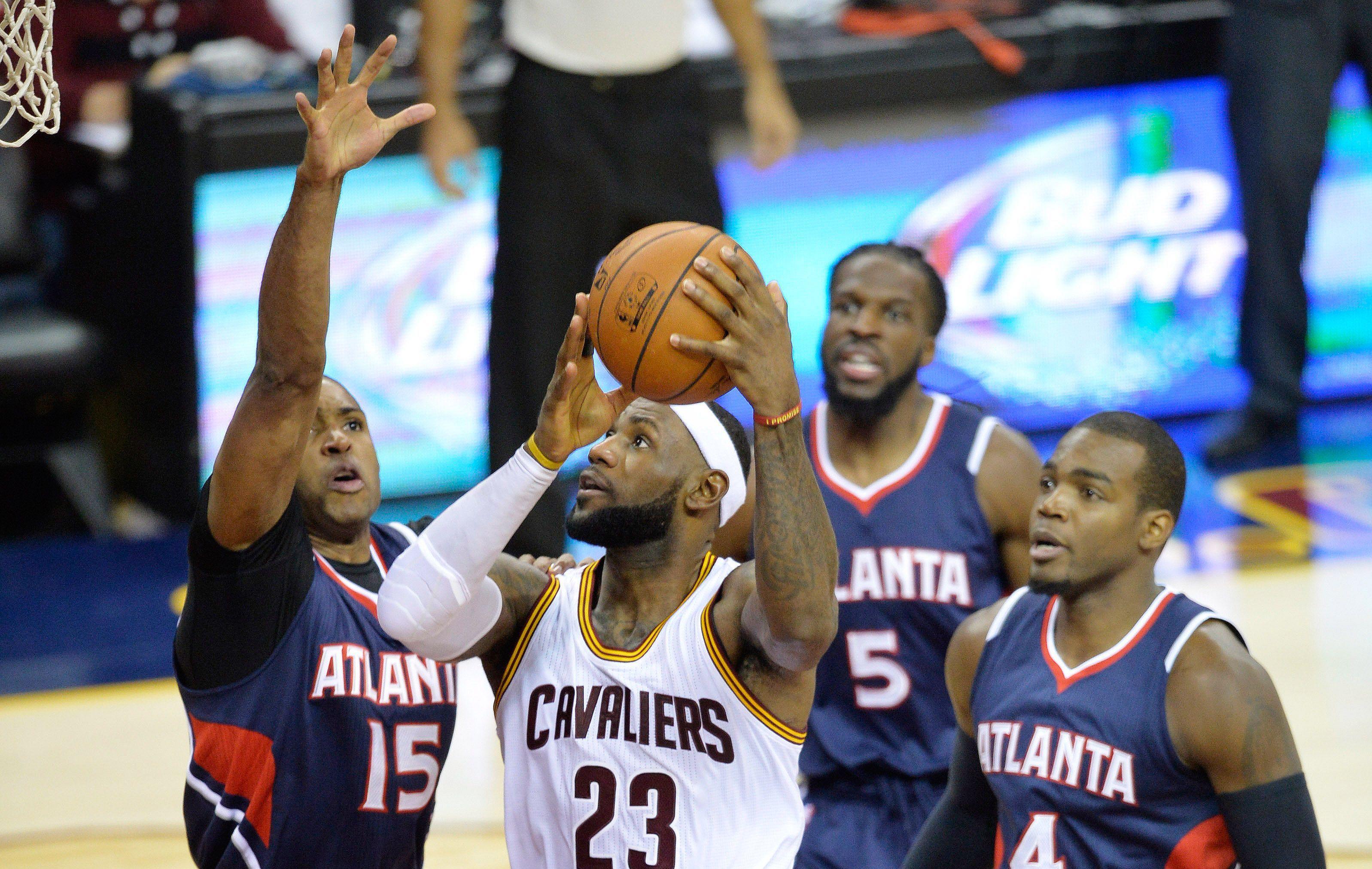 Basket - NBA - Cleveland humili�, San Antonio frustr�