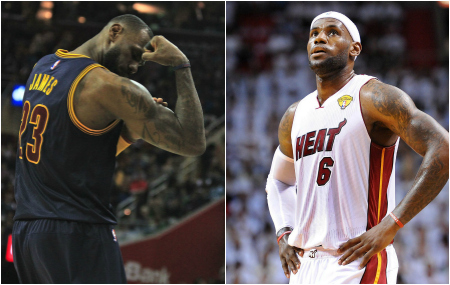Basket - NBA - Cleveland/Miami : Apr�s LeBron James, le d�luge