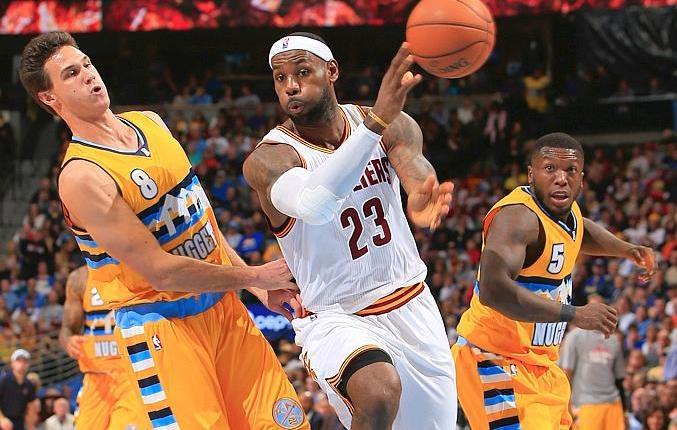 Basket - NBA - Cleveland se reprend, le derby pour Brooklyn