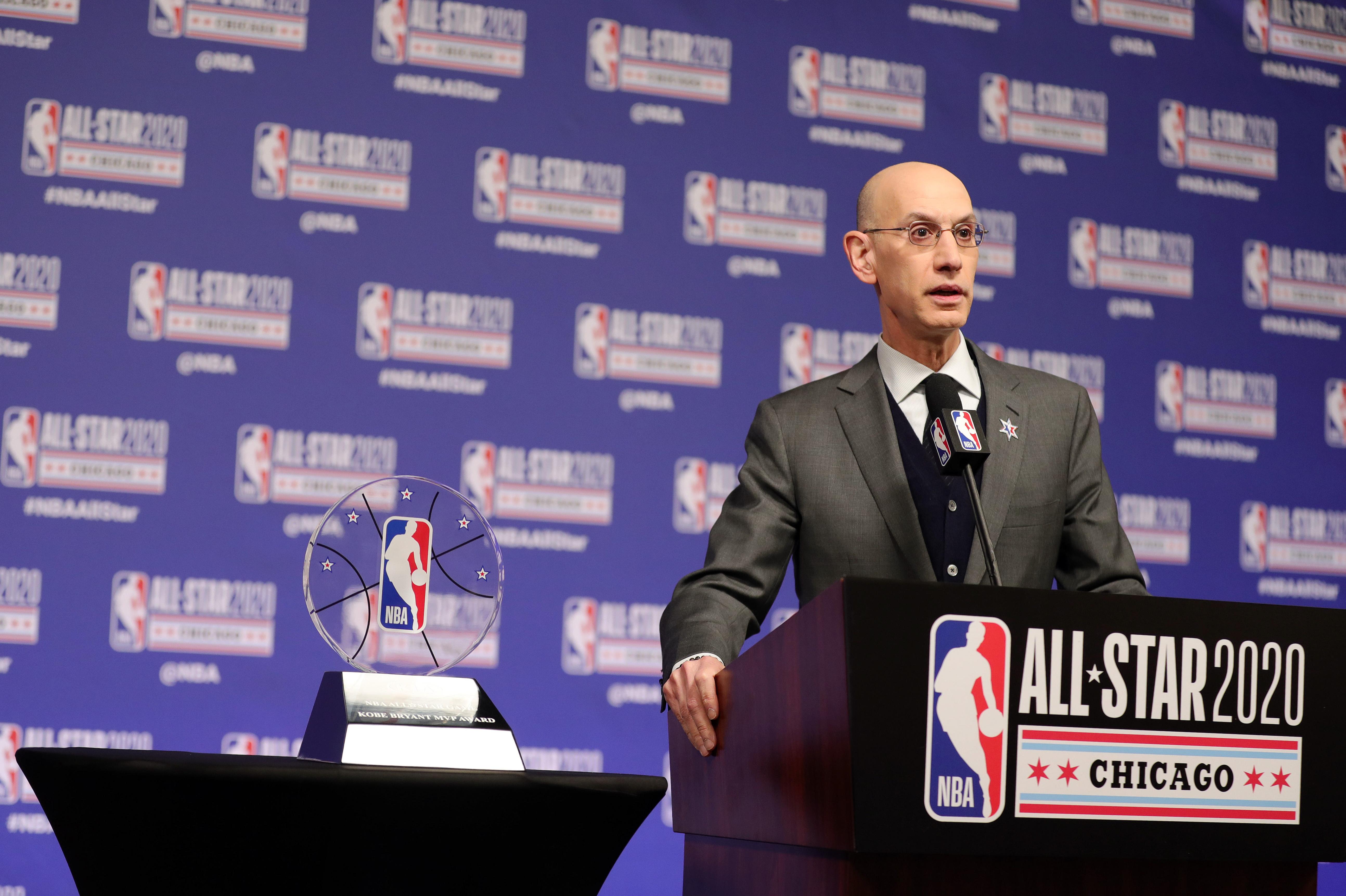 Basket - NBA - Coronavirus: la NBA étudie tous les scénarios de reprise