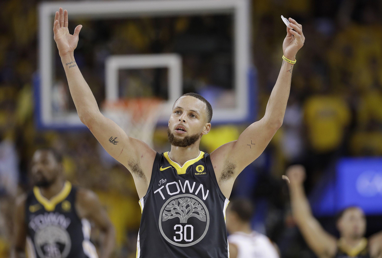 Basket - NBA - Curry sur son record : «C'est plutôt cool»