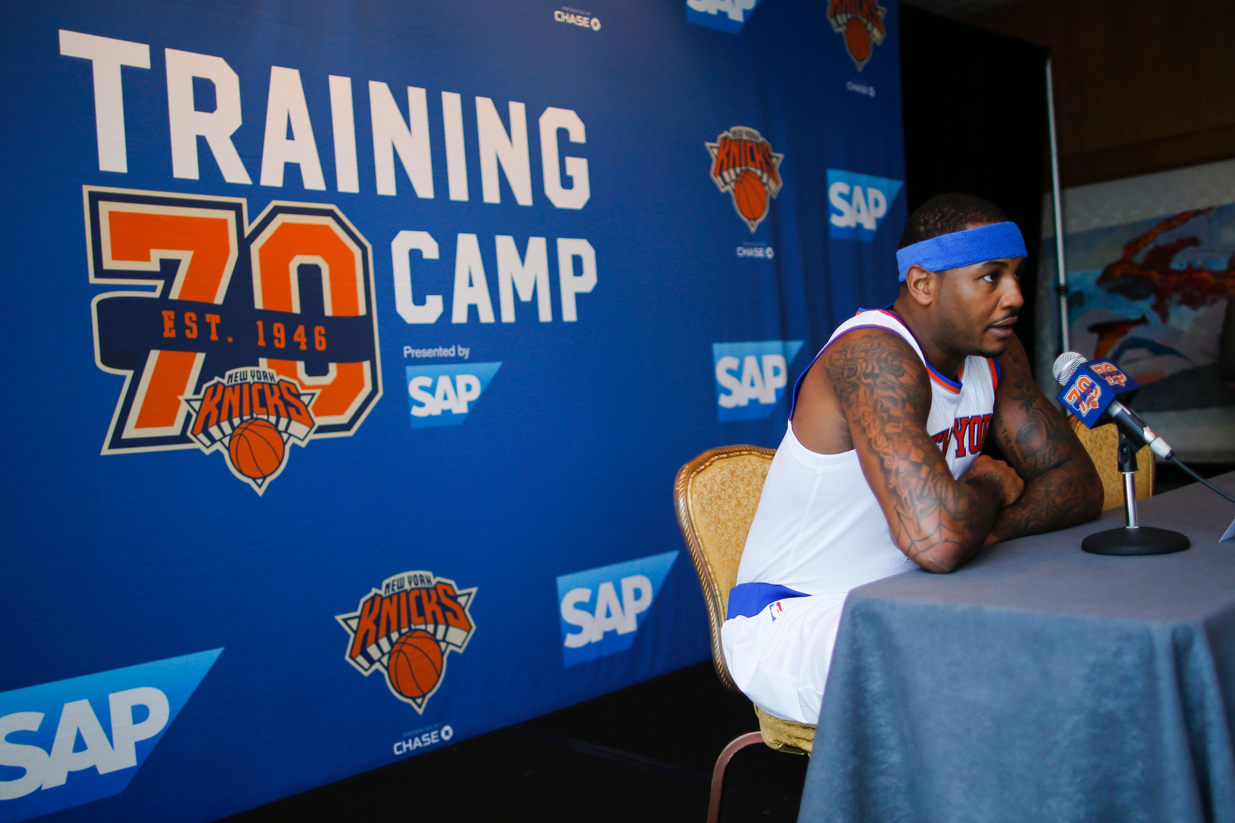 Basket - NBA - Dans les coulisses du Media Day en NBA