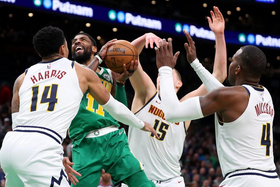 Basket - NBA - Denver en playoff, San Antonio toujours chaud