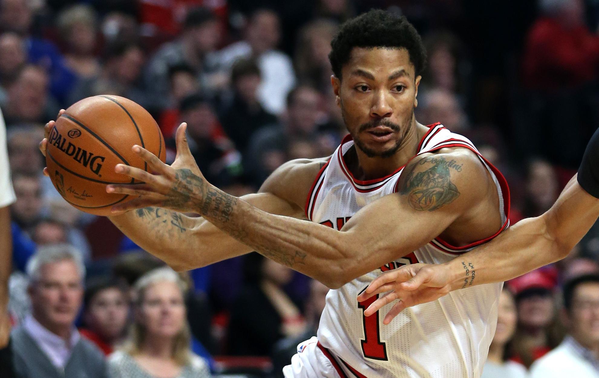 Basket - NBA - Derrick Rose refait parler de lui