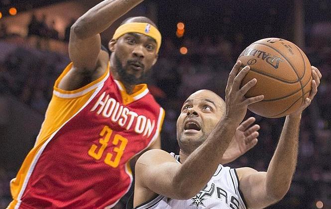 Basket - NBA - Des Spurs record