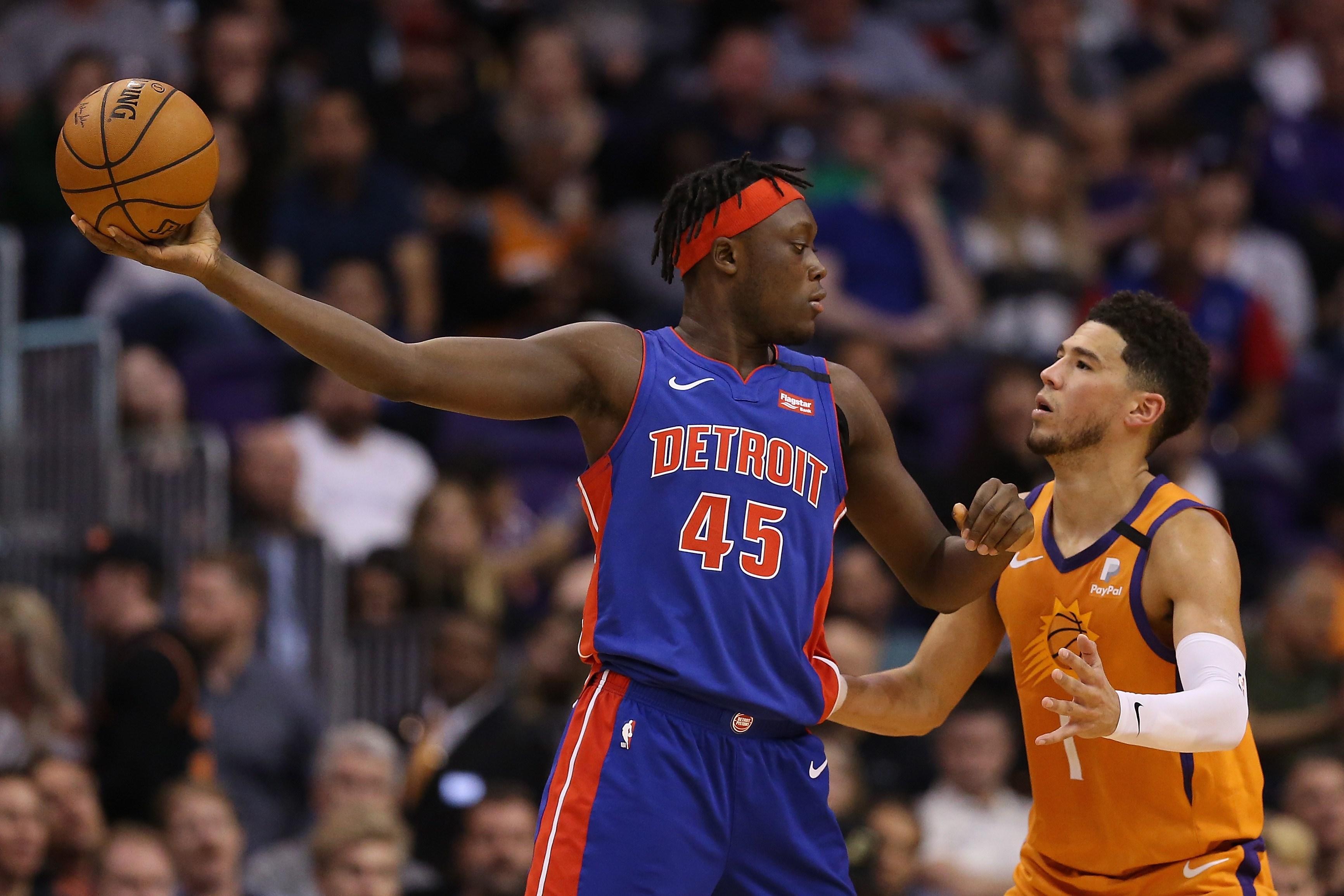 Basket - NBA - Doumbouya: «J'ai envie de faire les JO de Tokyo avec les Bleus»