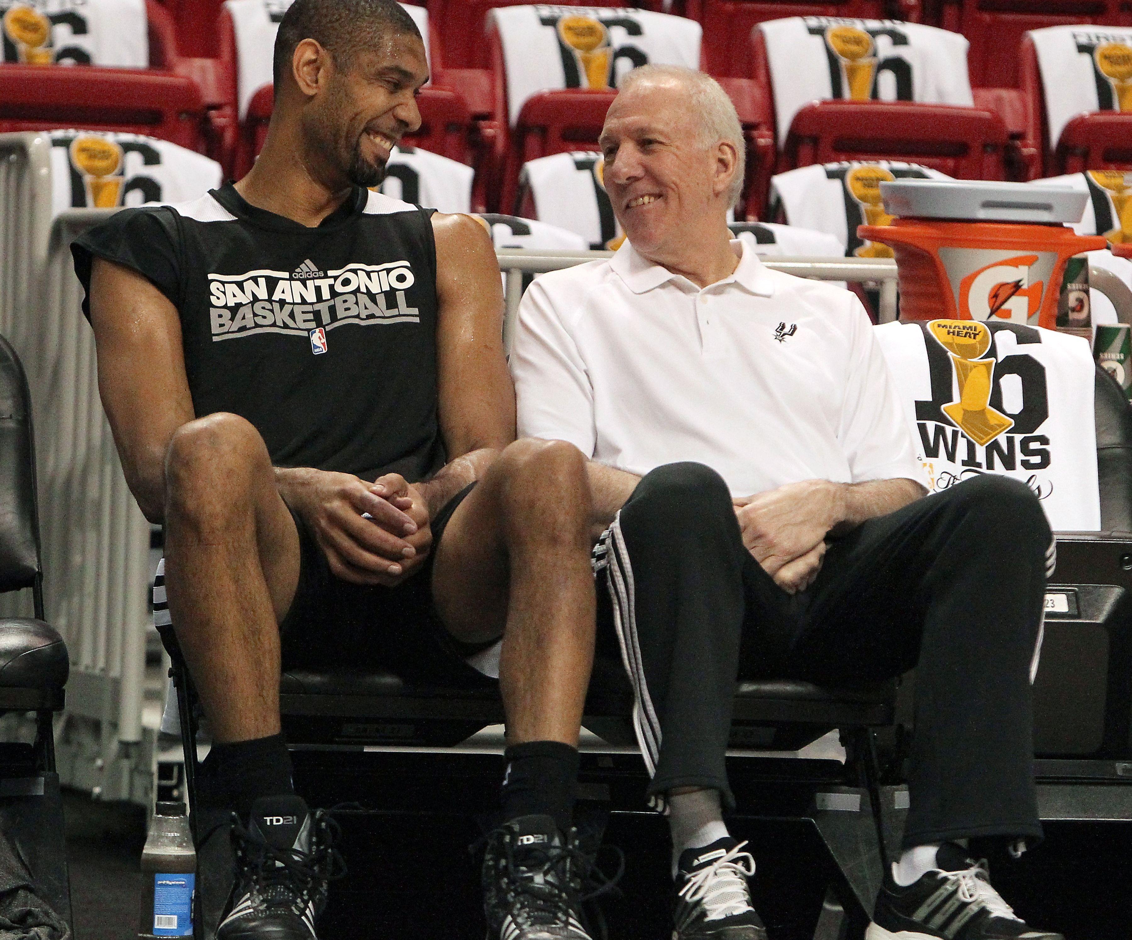 Basket - NBA - Duncan de retour à San Antonio comme assistant de Popovich