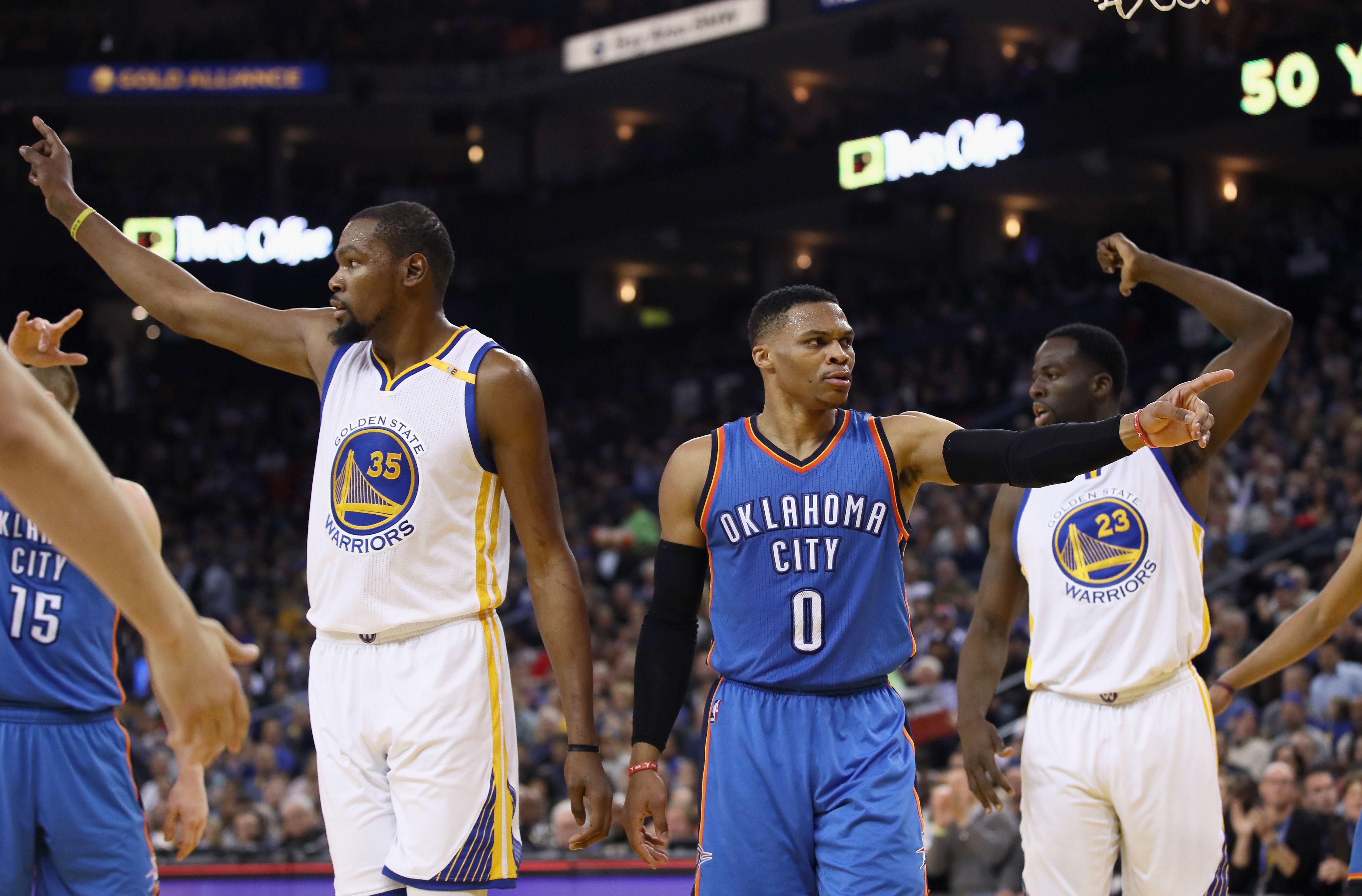Basket - NBA - Durant assomme OKC, Batum séduit avec Charlotte