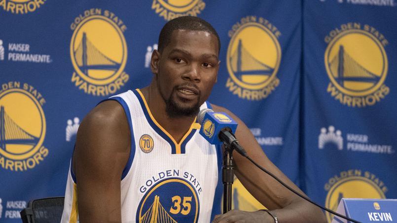 Basket - NBA - Durant utilisait Twitter…pour critiquer son ancienne équipe