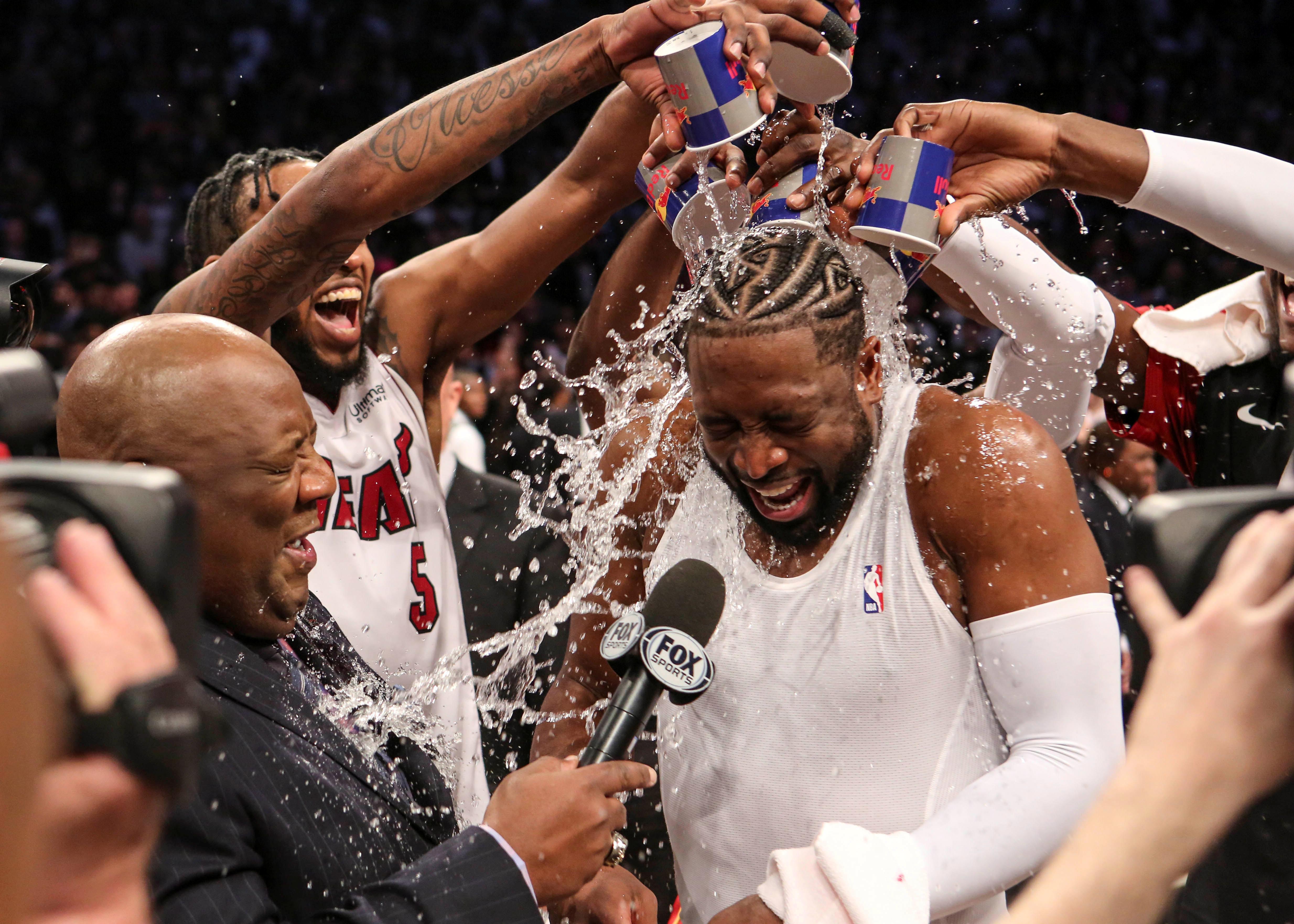 Fini» Wade«pour Nba Basket MoiC'est Dwyane DH2E9IW