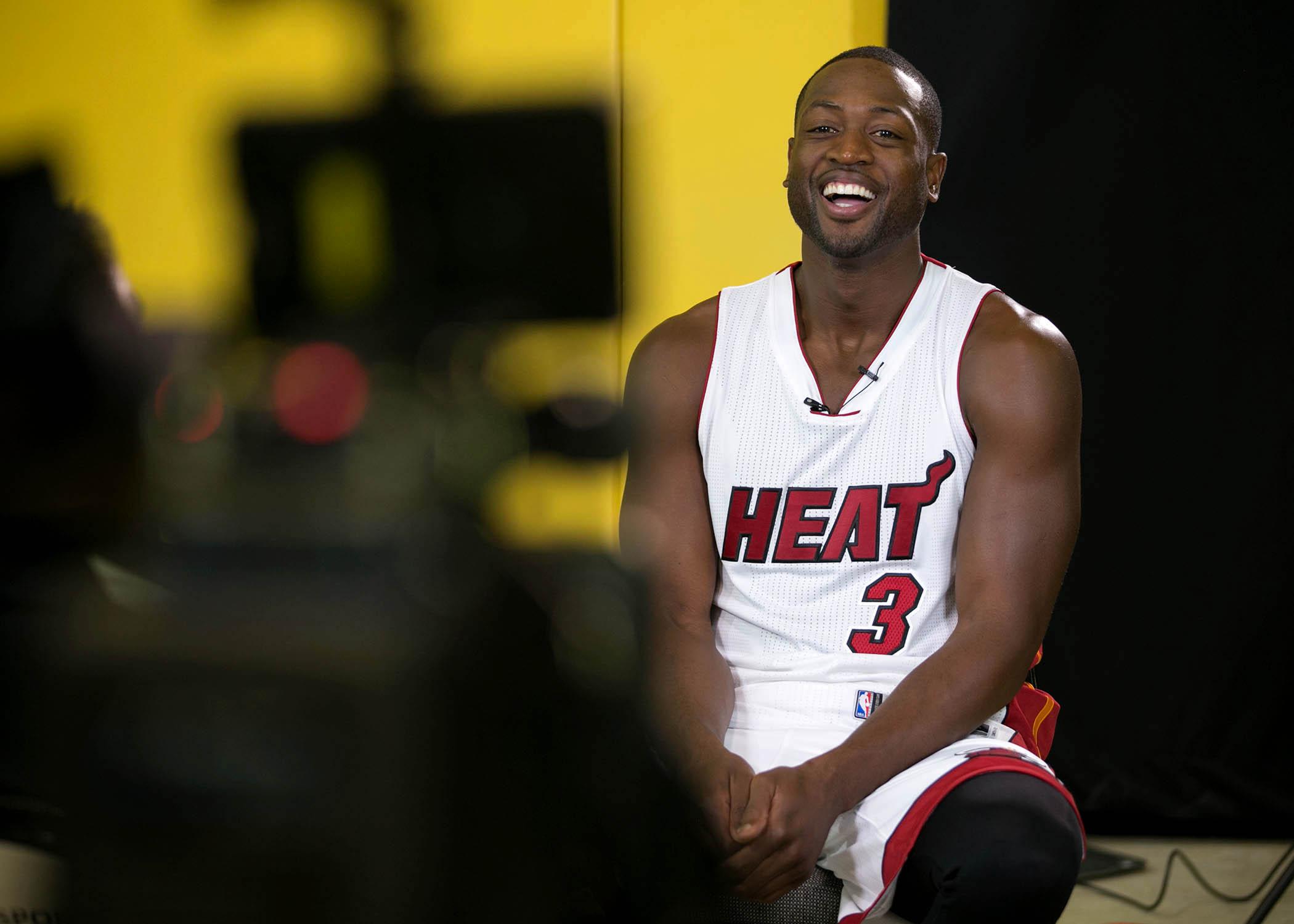 Basket - NBA - Dwyane Wade retrouve ses jambes