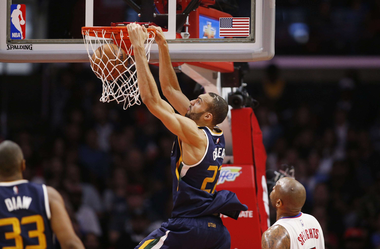Basket - NBA - Encore brillant dans la défaite, Gobert tempête après ses coéquipiers