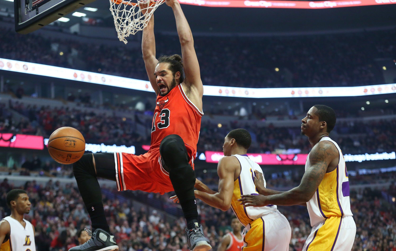 Basket - NBA - Euro 2015 : Ultimatum en mars pour Joakim Noah