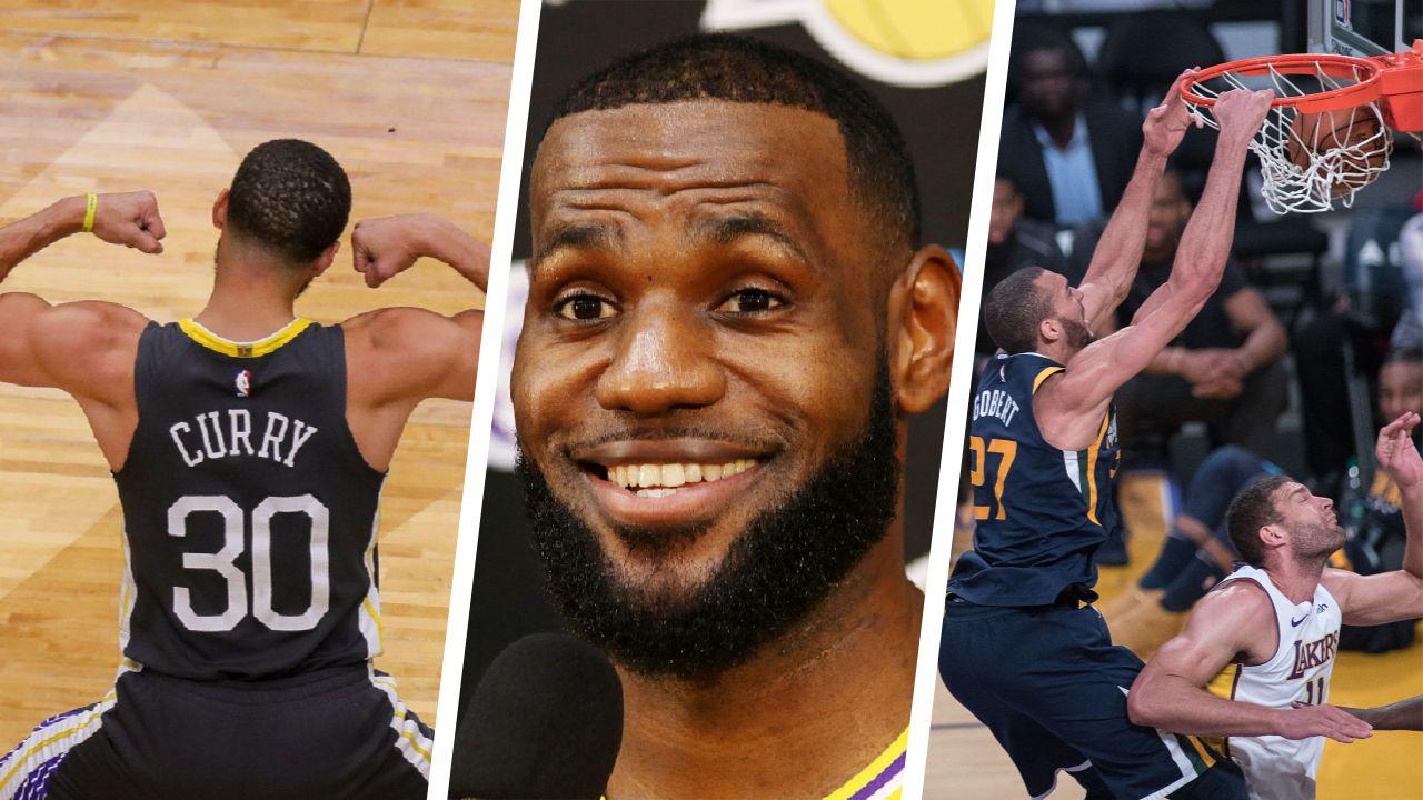 Basket - NBA - Favoris, MVP, Français… Où voir la NBA et 10 questions sur la saison 2018-19