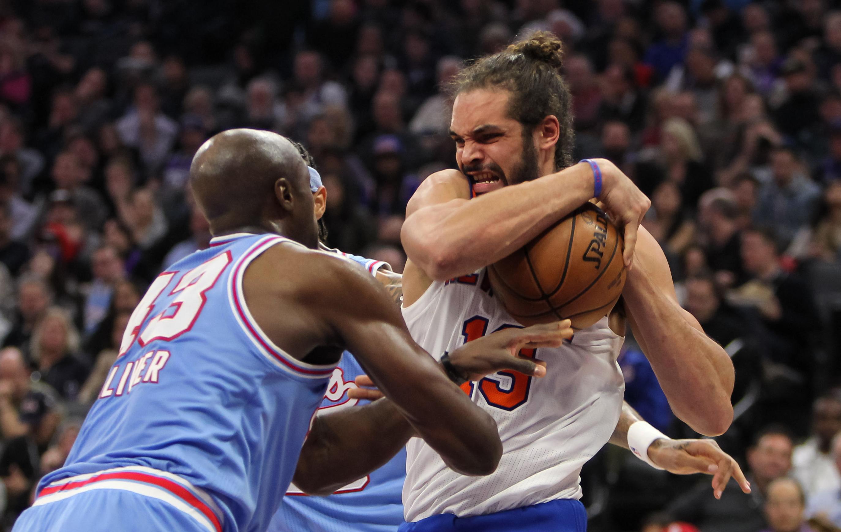 Basket - NBA -  Fin de saison pour Joakim Noah opéré d'un genou ?