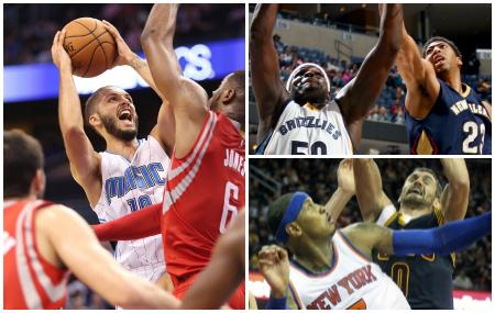 Basket - NBA - Fournier dans les Tops du d�but de saison