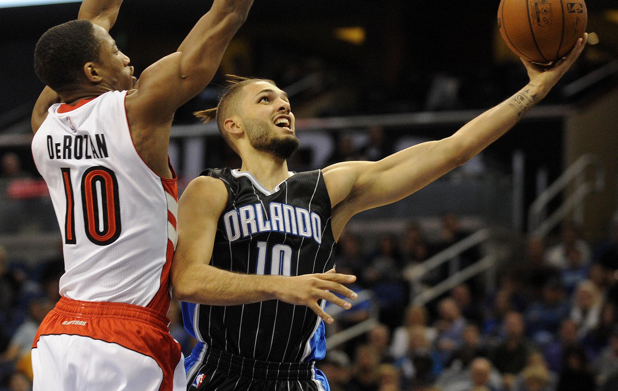 Basket - NBA - Fournier se montre, les Lakers coulent