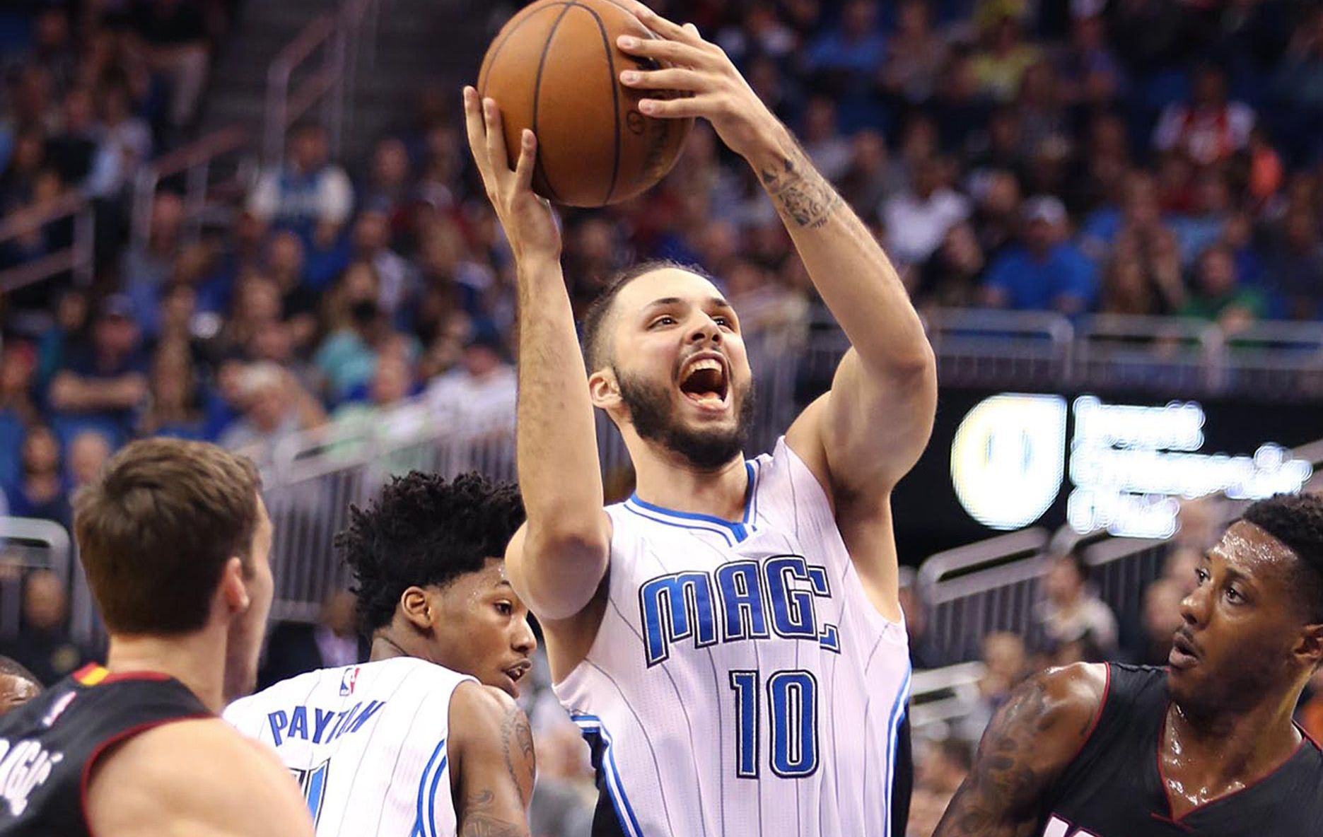 Basket - NBA - Fournier : �Une saison pourrie de fou�