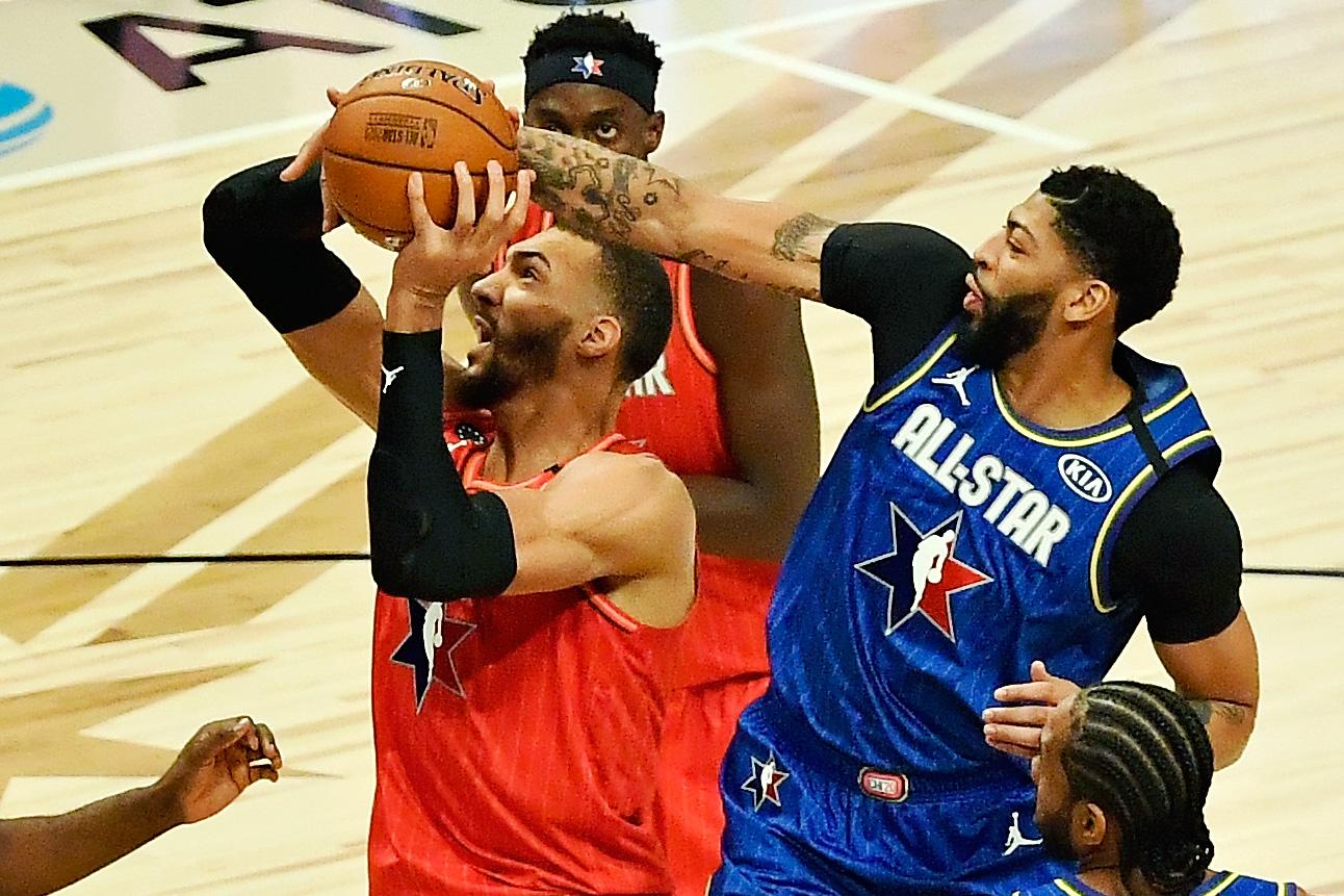 Basket - NBA - Gobert après son 1er All-Star Game: «Être une inspiration pour les enfants»