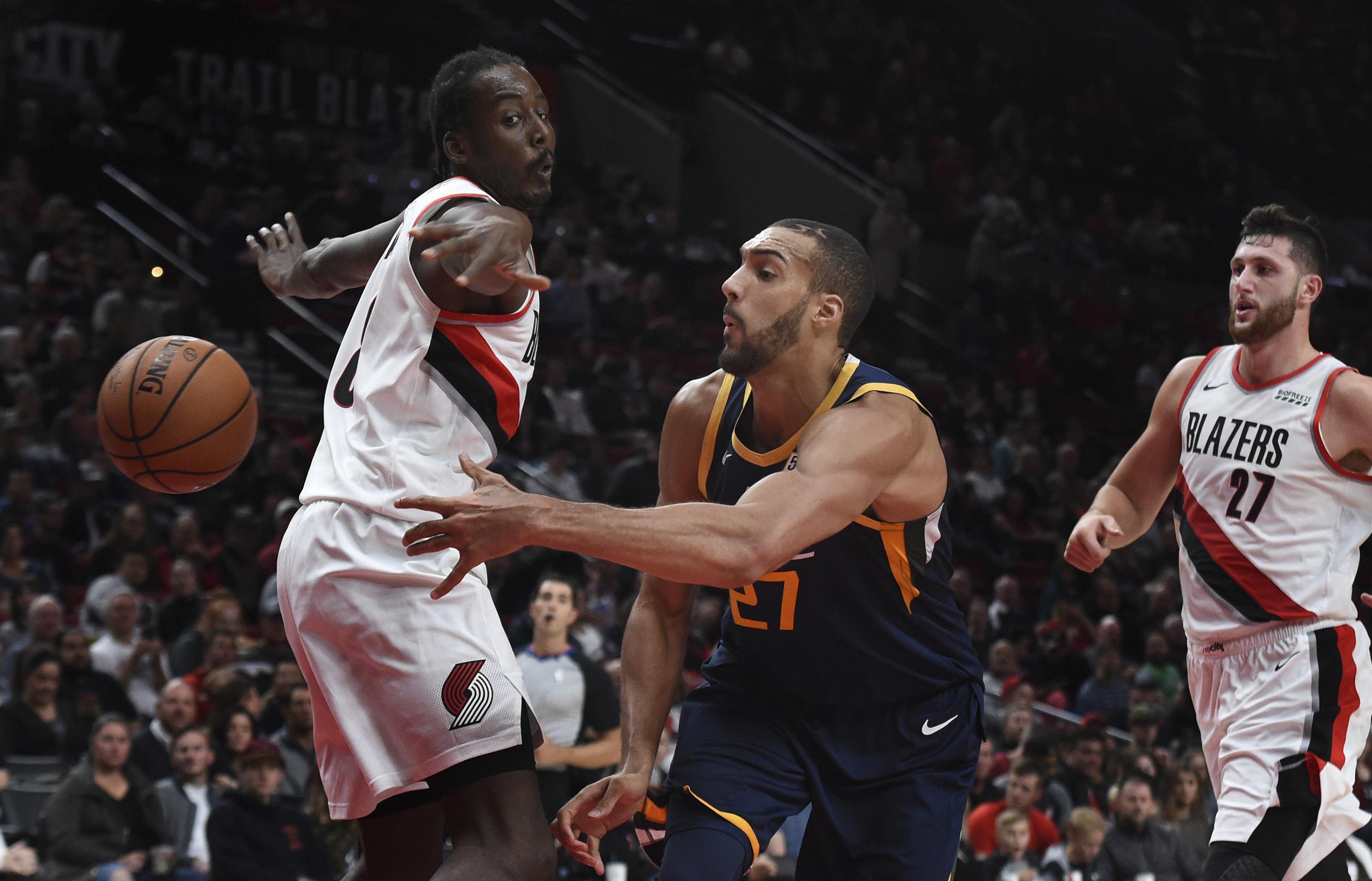 Basket - NBA - Gobert au Figaro : «On n'a peur de personne»