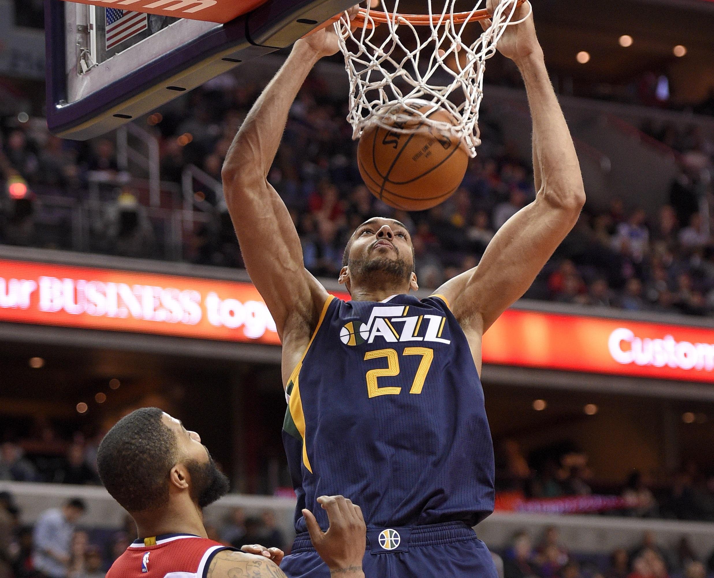 Basket - NBA - Gobert brille et gagne, Batum sur son 31 malgré la défaite