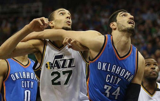 Basket - NBA - Gobert et le Jazz ont du r�pondant