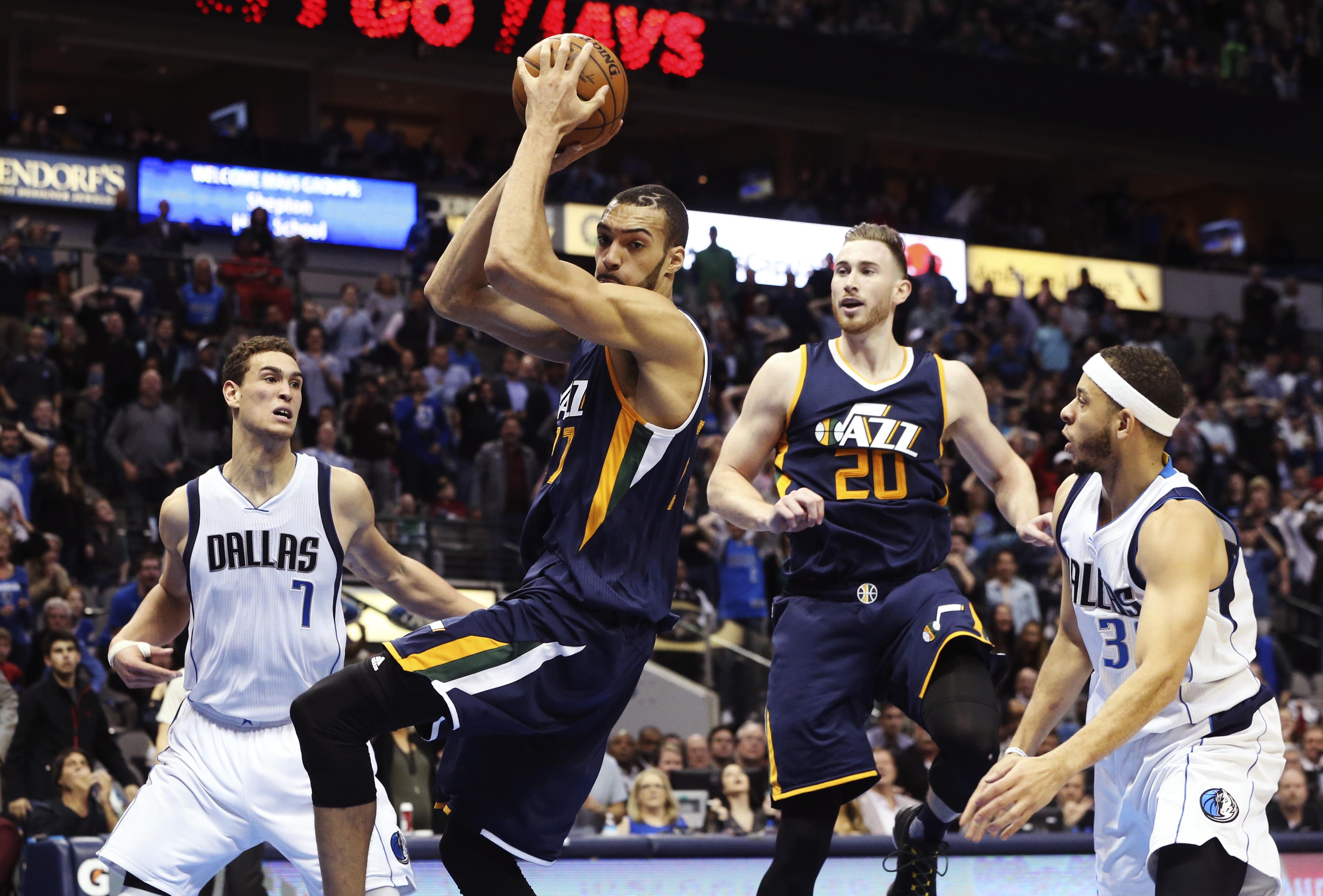 Basket - NBA - Gobert scintillante étoile de la nuit américaine