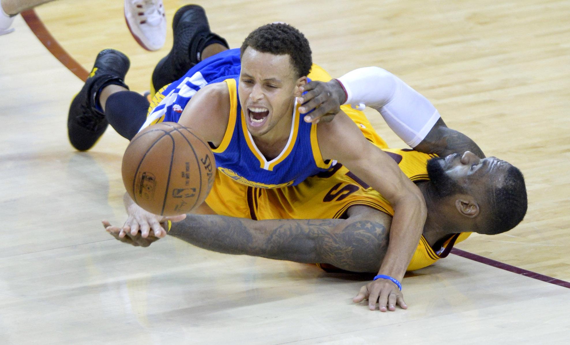 Basket - NBA - Golden State-Cleveland, l?affiche dont ils r�vaient tous